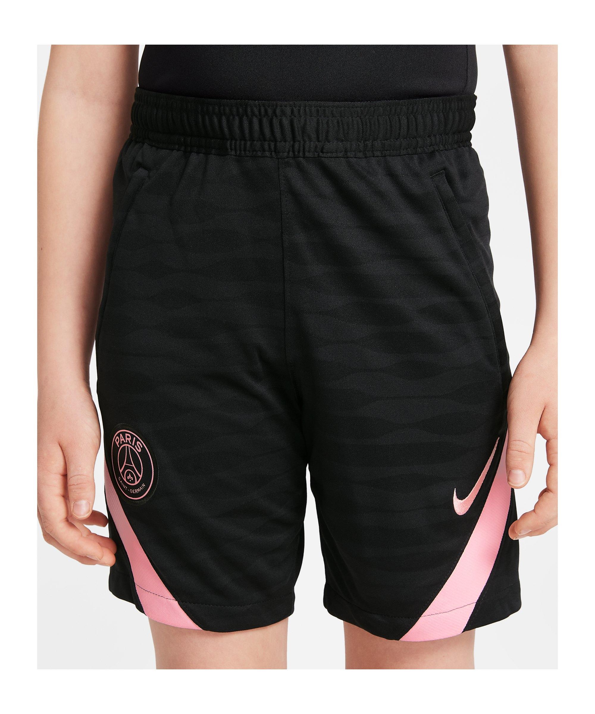 Nike Paris St. Germain Trainingsshort Kids F010 - schwarz