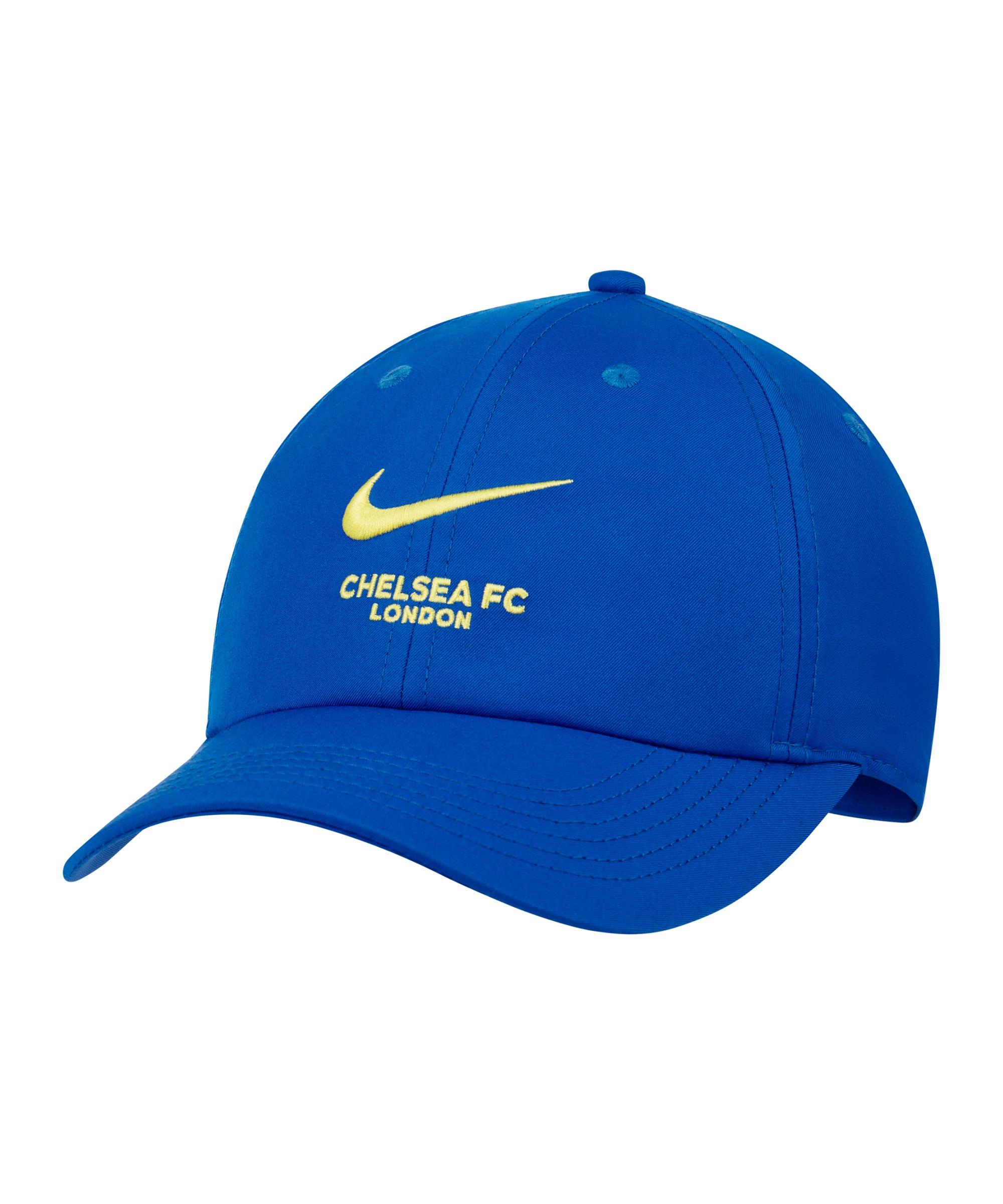 Nike FC Chelsea London H86 Cap Kids F408 - blau