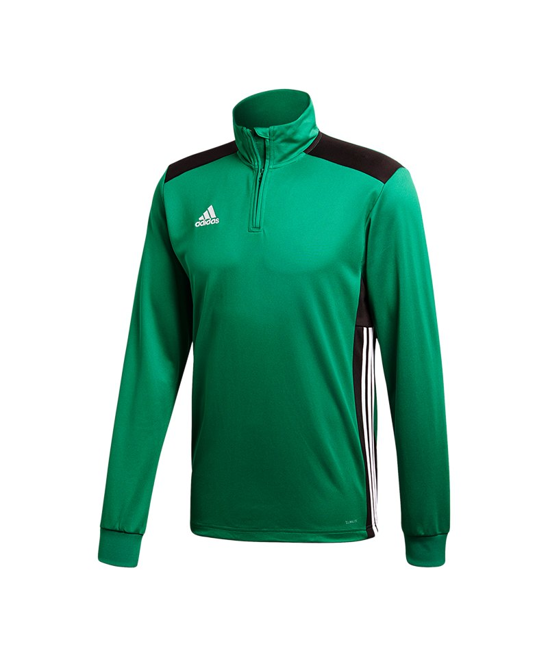adidas Regista 18 Training Top Grün Schwarz - gruen