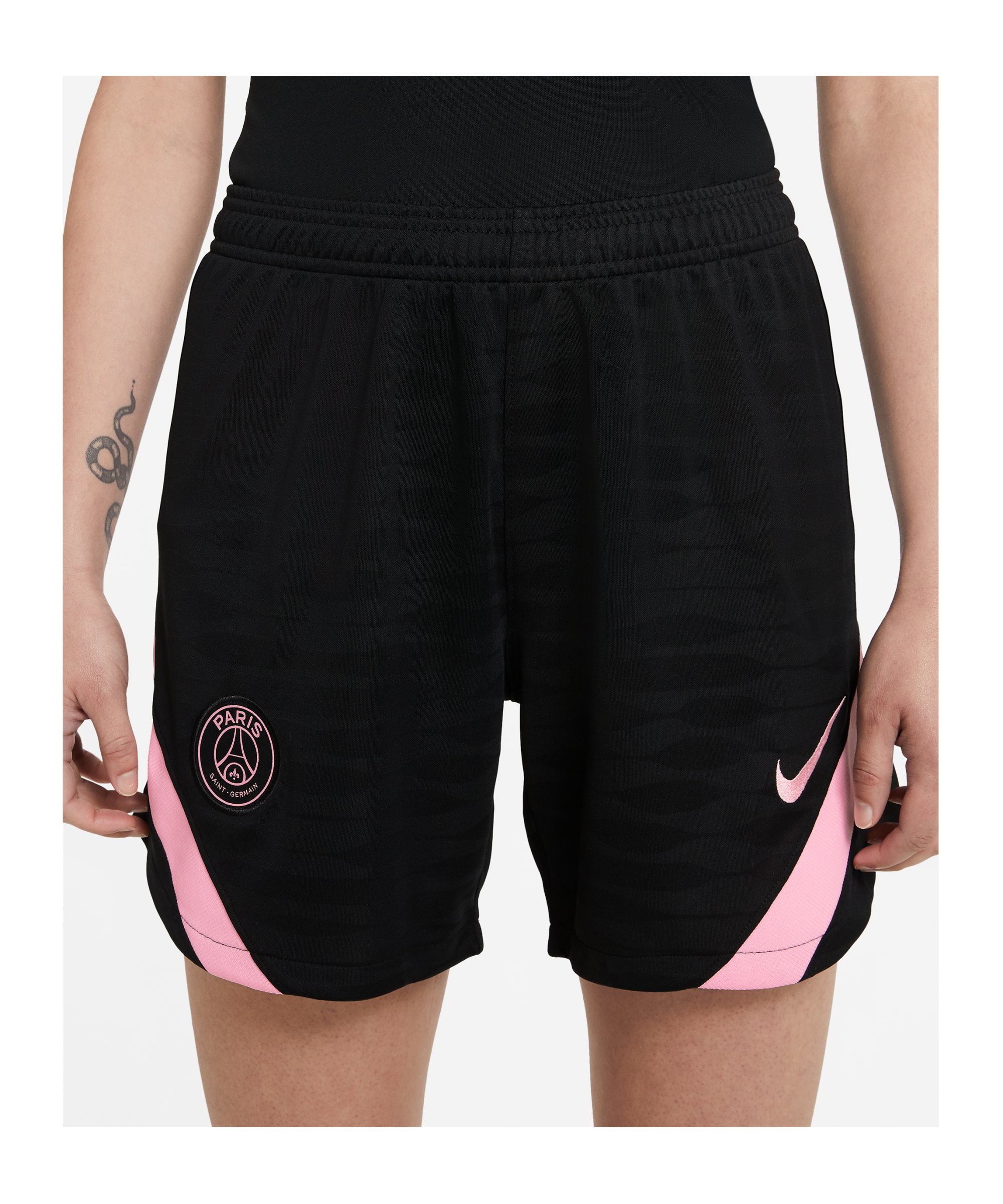 Nike Paris St. Germain Strike Short Damen F010 - schwarz