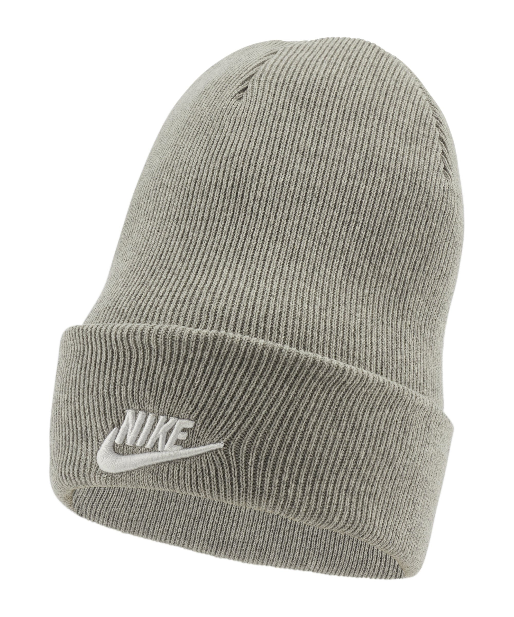 Nike Utilitiy Futura Mütze Grau Weiss F063 - grau