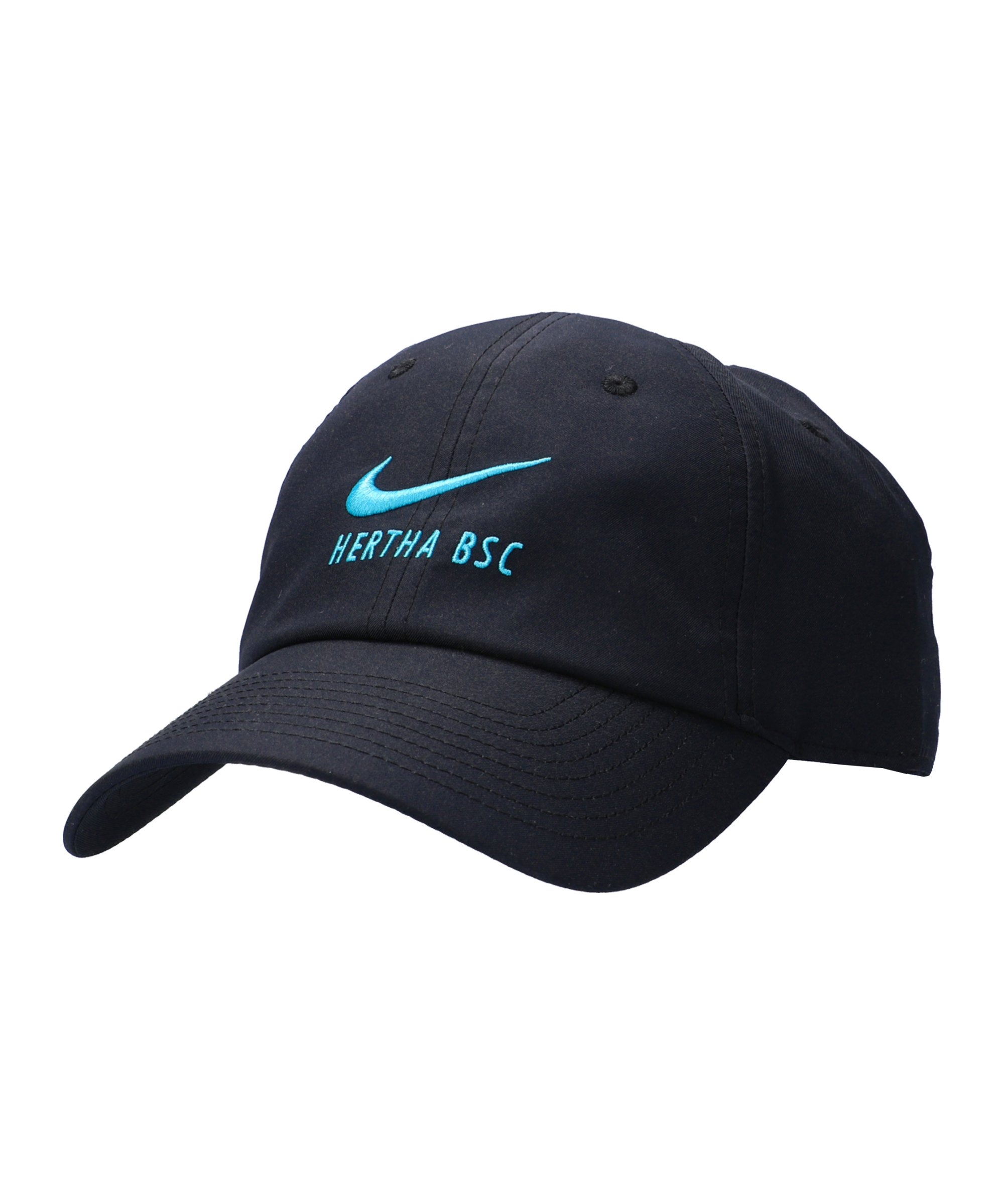 Nike Hertha BSC Heritage 86 Cap Schwarz F010 - schwarz