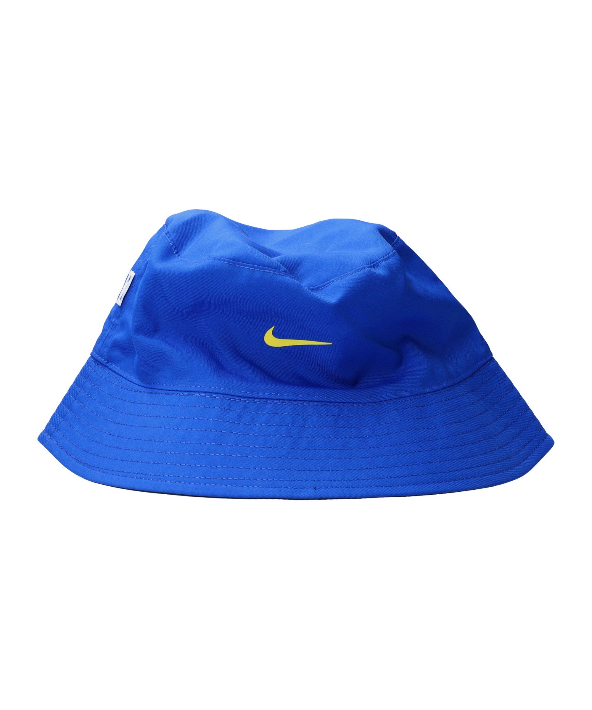 Nike FC Chelsea London Bucket Hat Blau F408 - blau