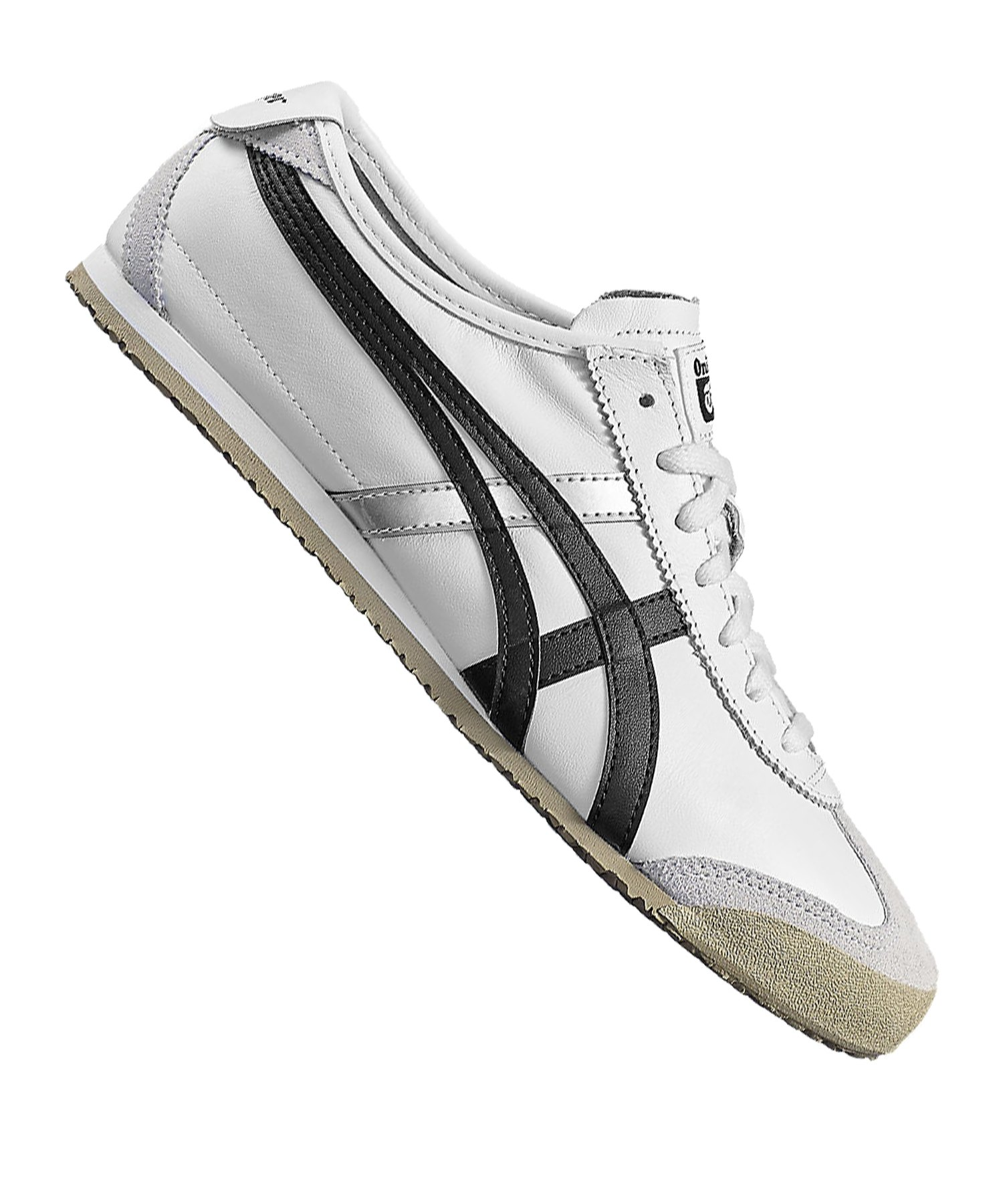 Onitsuka Tiger Mexico 66 Sneaker Weiss F0190 - weiss