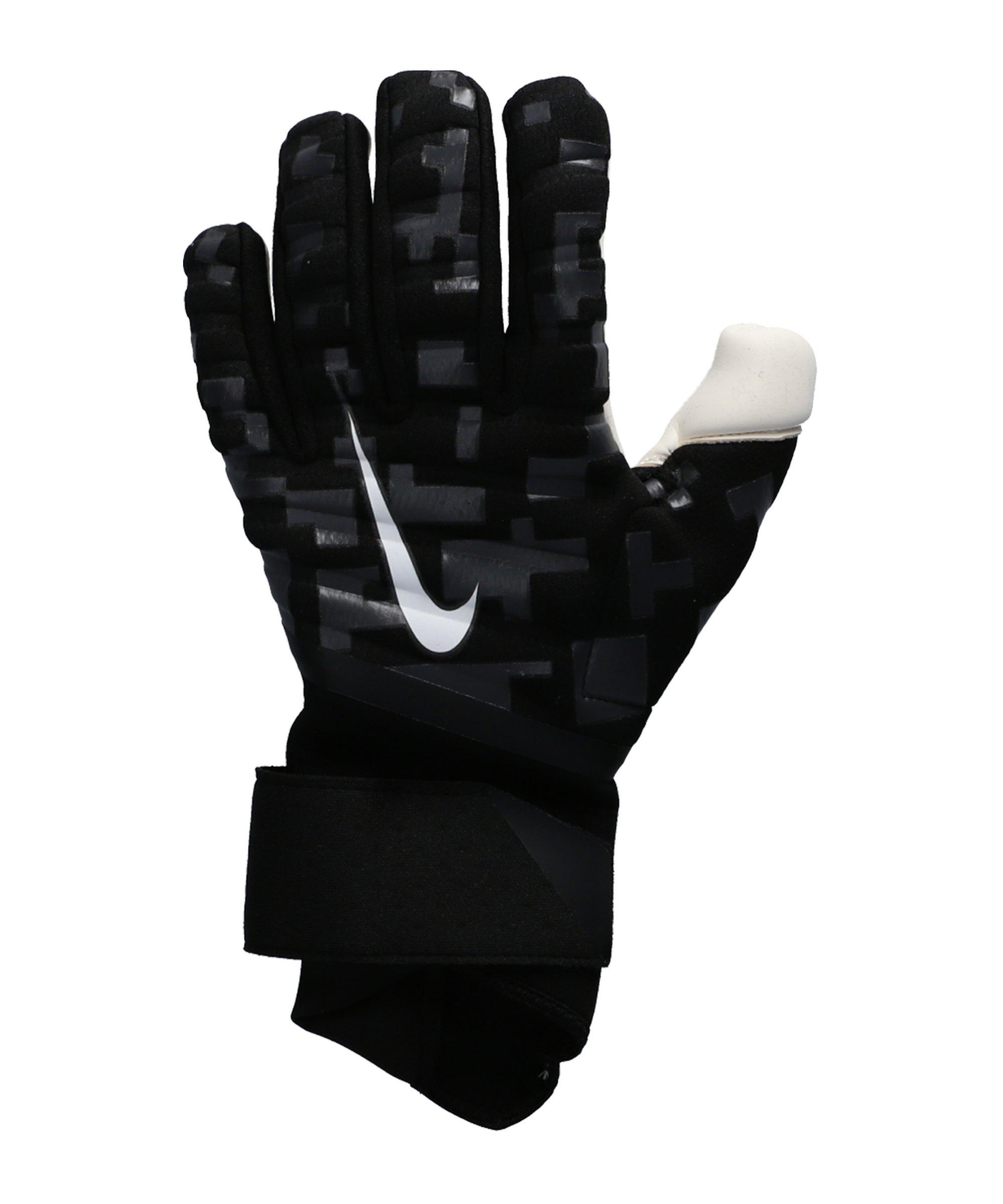 Nike Phantom Elite Pro Promo TW-Handschuhe Schwarz Grau Weiss F010 - schwarz