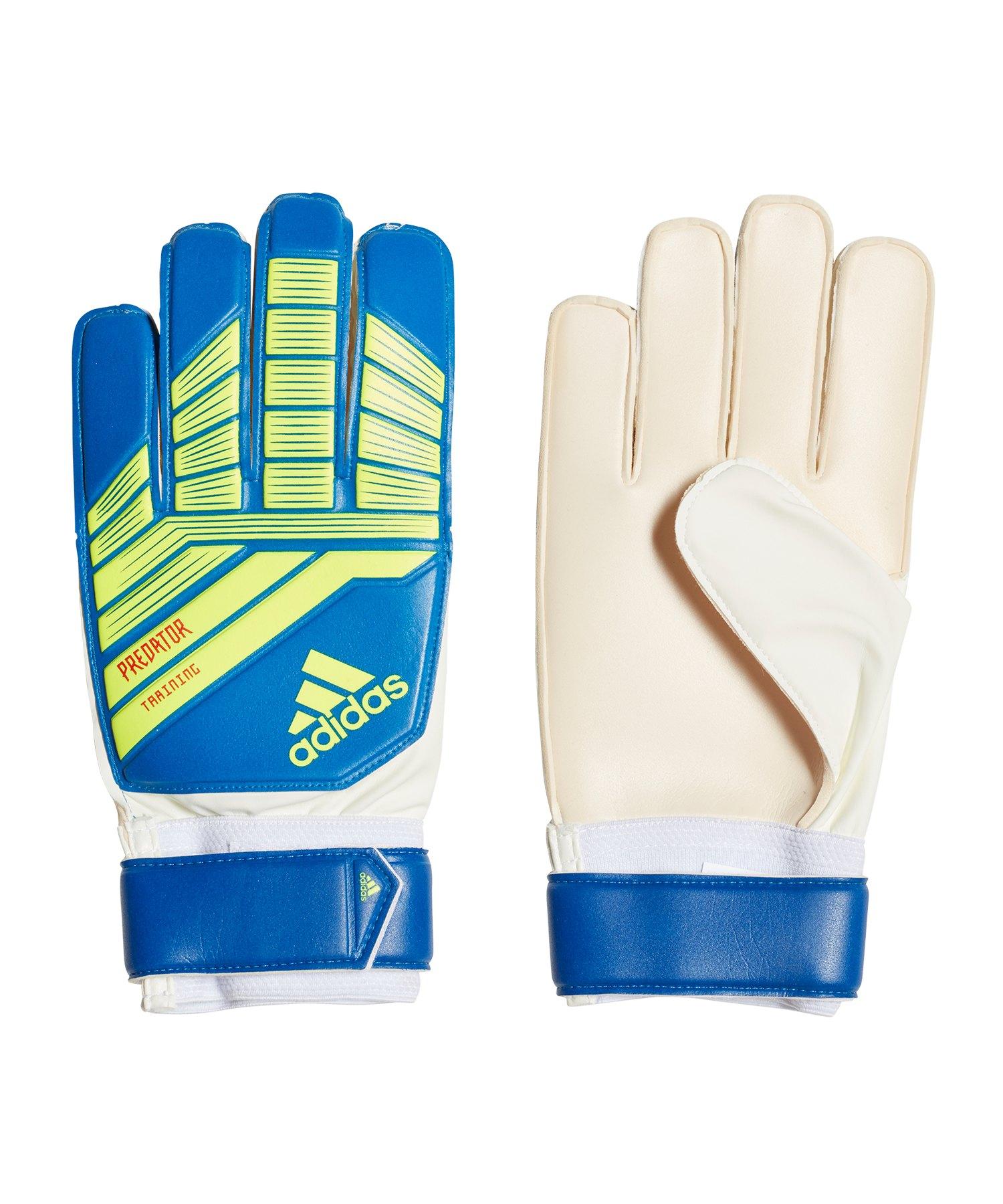 adidas Predator Training TW-Handschuh Rot Schwarz - gelb