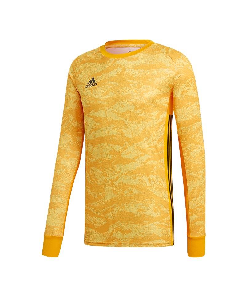 adidas AdiPro 19 Torwarttrikot langarm Gold - gold
