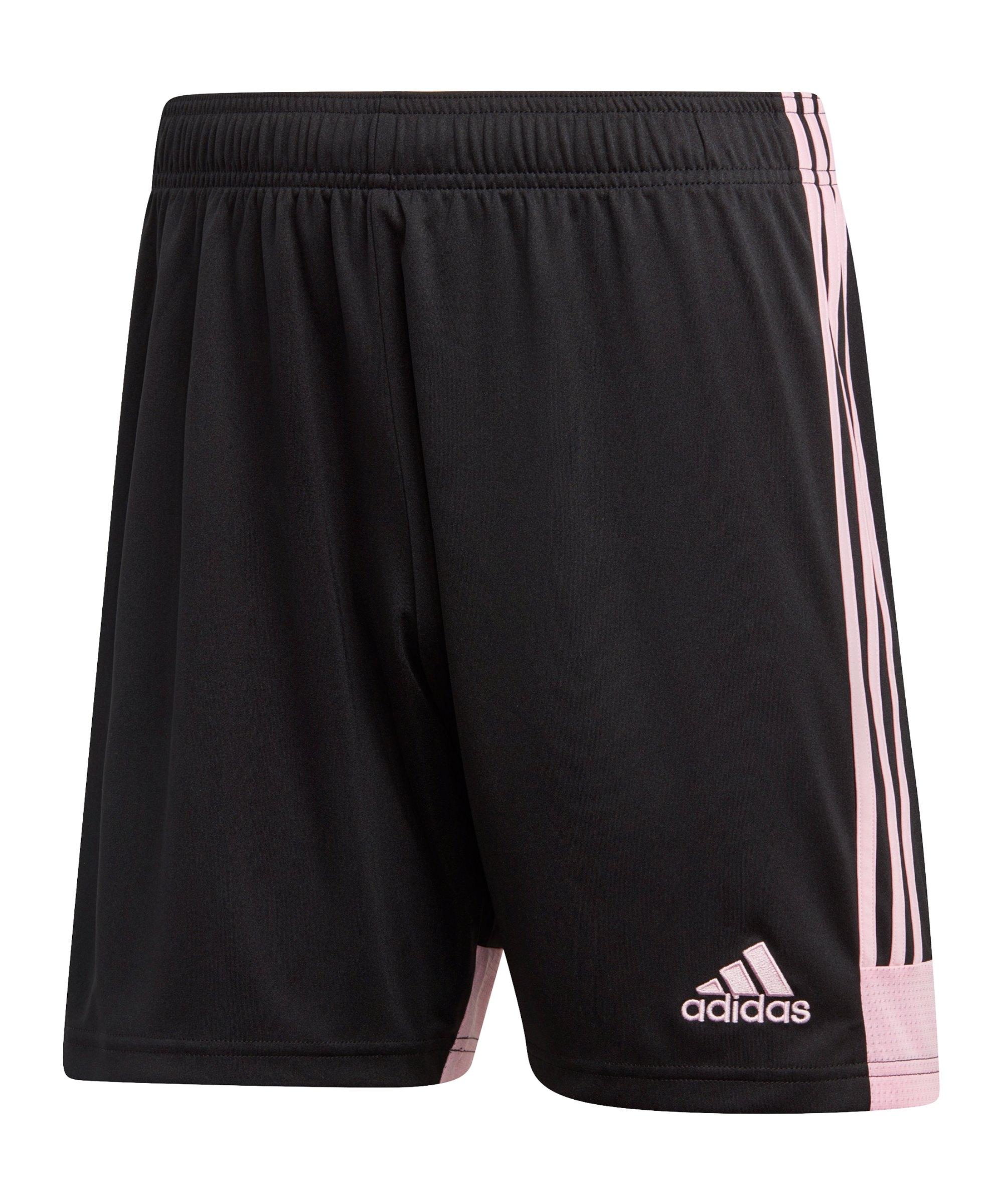 adidas Tastigo 19 Short Kids Schwarz Pink - schwarz