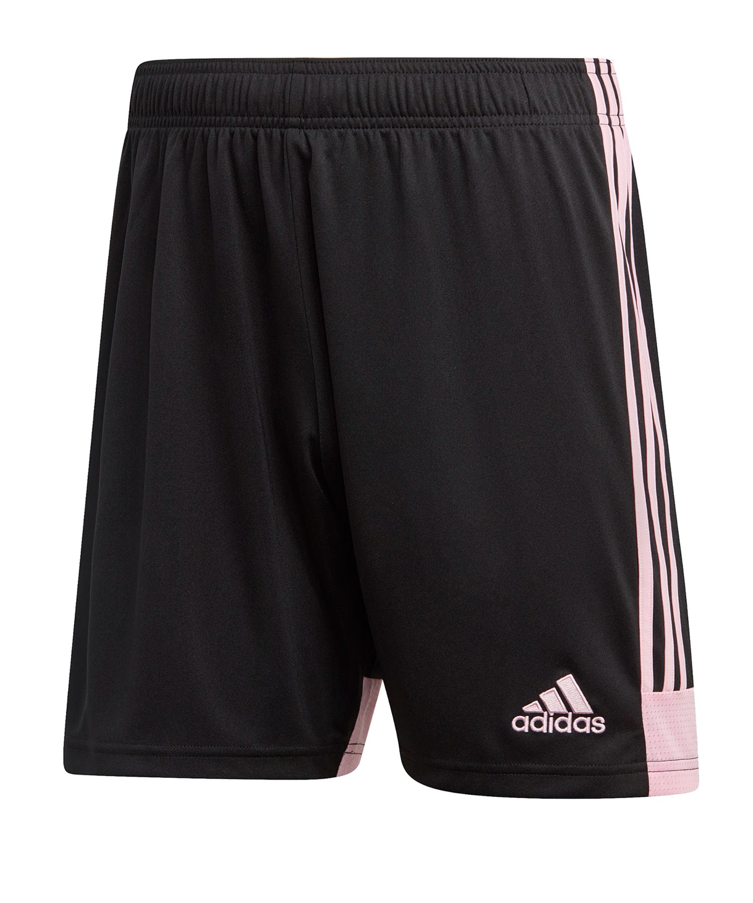 adidas Tastigo 19 Short Schwarz Pink - schwarz