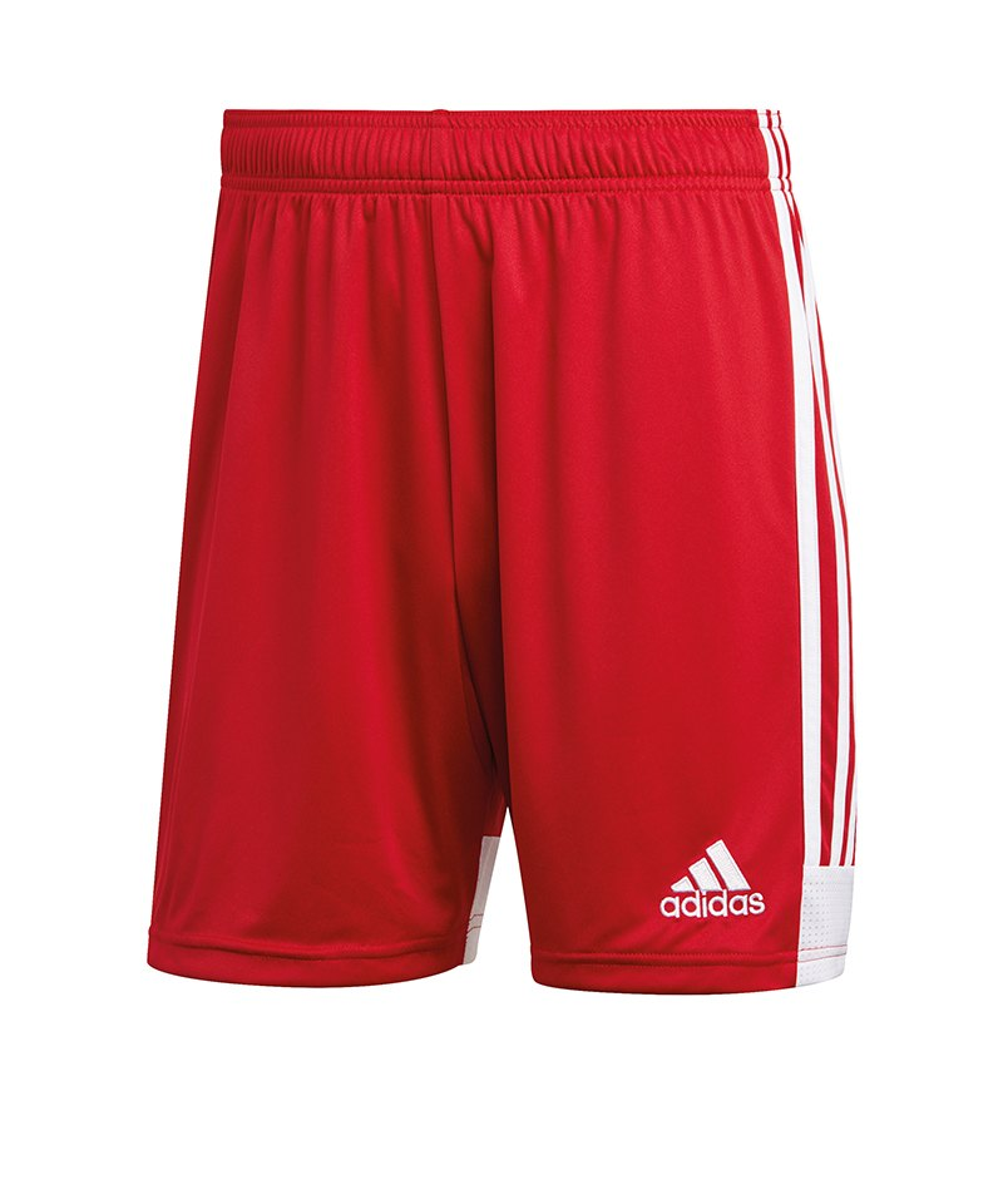 adidas Tastigo 19 Short ohne Innenslip Rot Weiss - rot