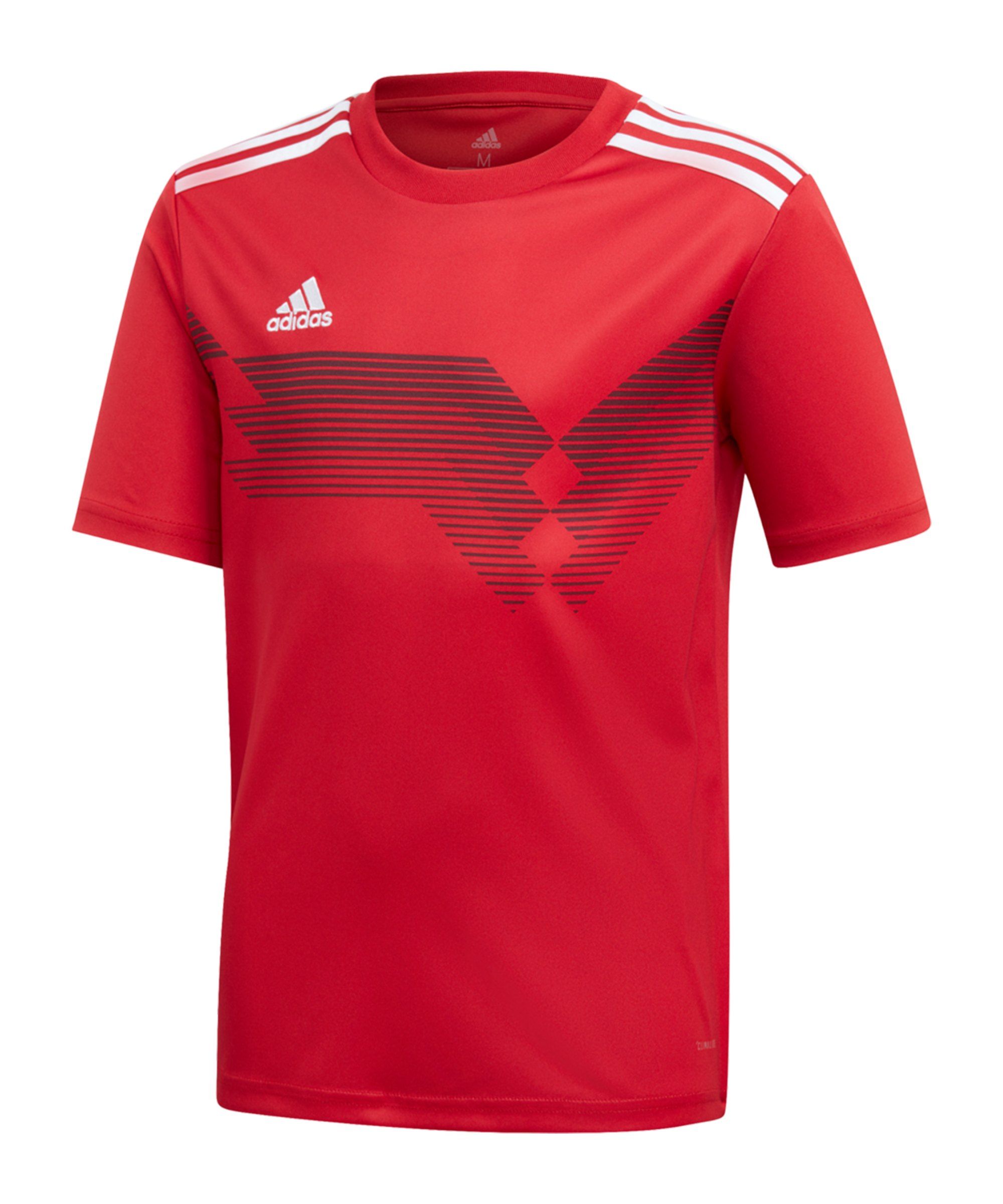adidas Campeon 19 Trikot kurzarm Kids Rot Weiss - rot