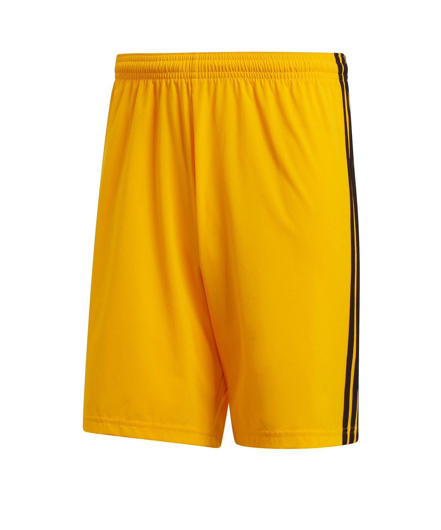adidas Condivo 18 Short Hose kurz Kids Gold - gold