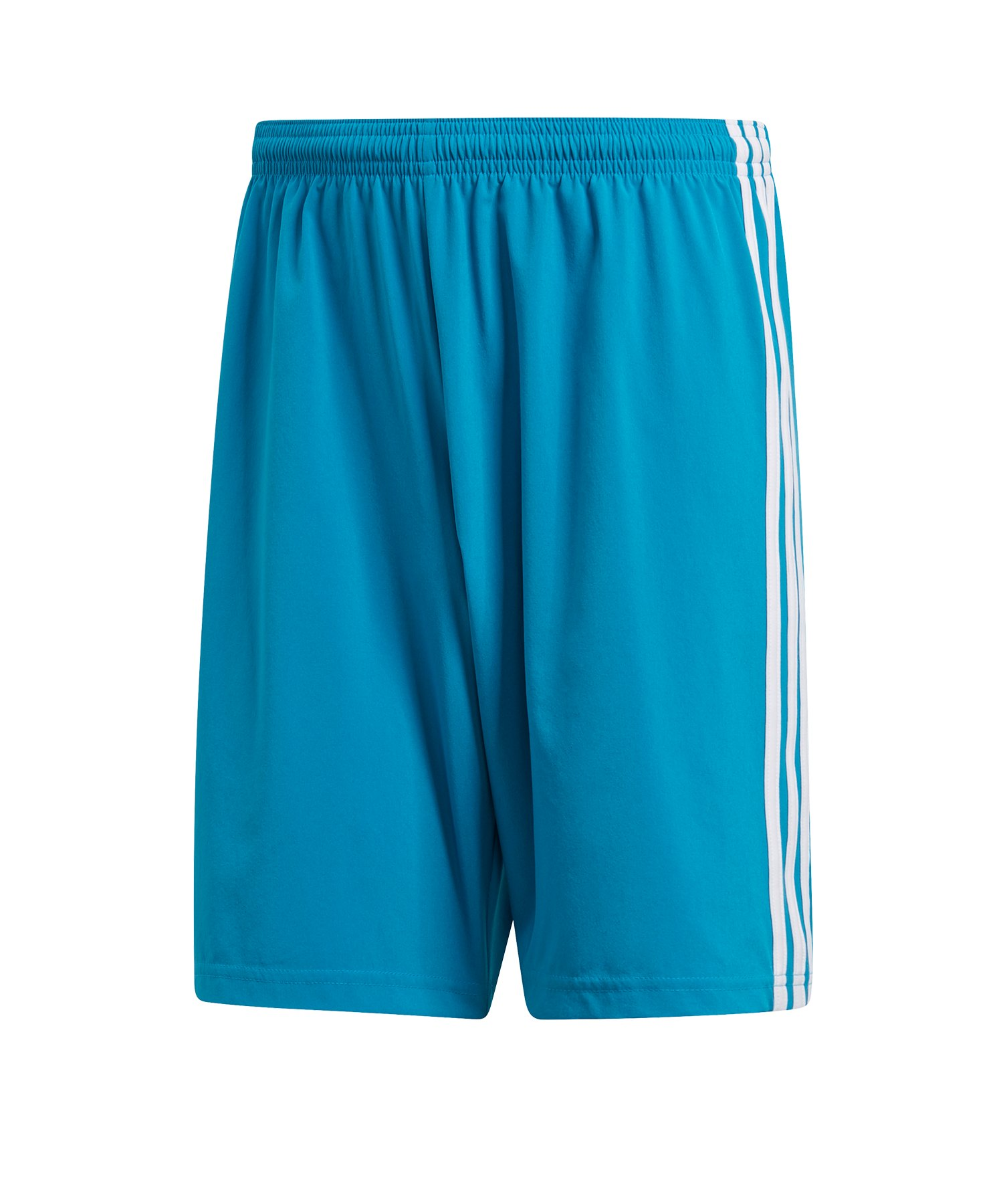 adidas Condivo 18 Short Blau Weiss - blau