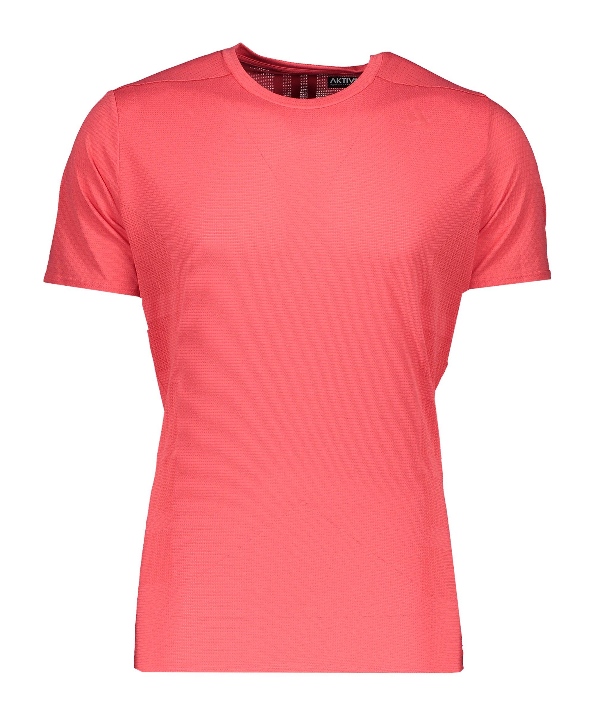 adidas Supernova Tee T-Shirt Pink - pink