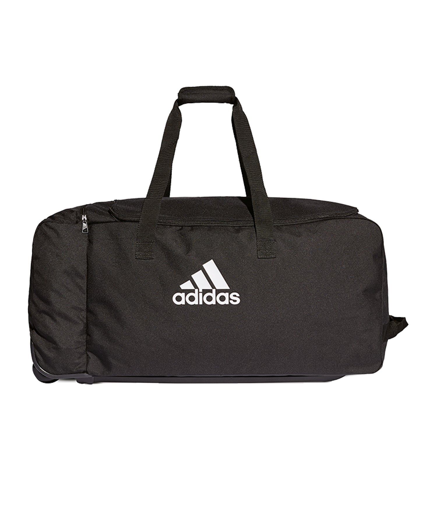 adidas Tiro Duffel Bag Gr. XL Schwarz Weiss - schwarz