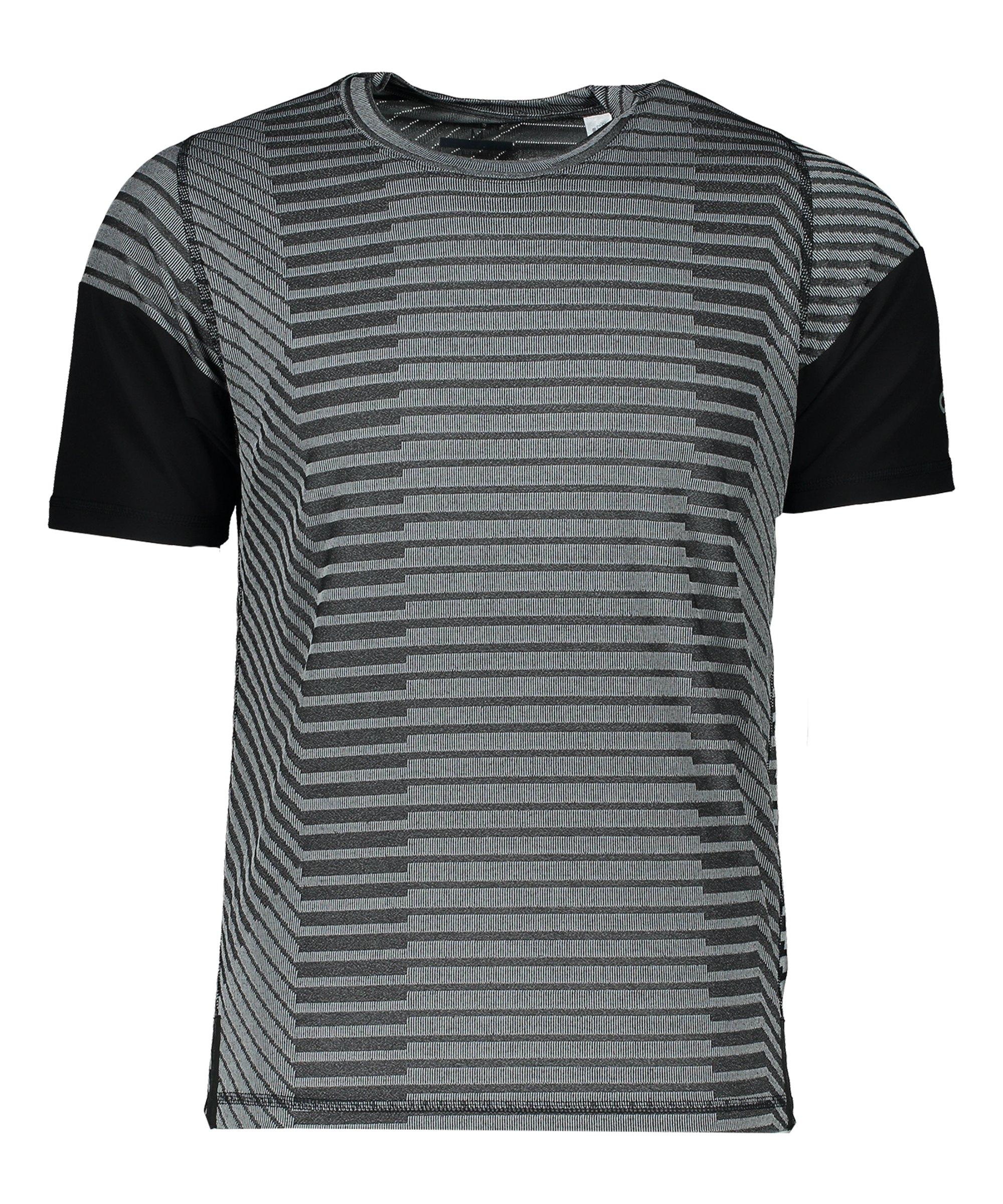 adidas FreeLift 360 Strong Graphic T-Shirt Grau - grau