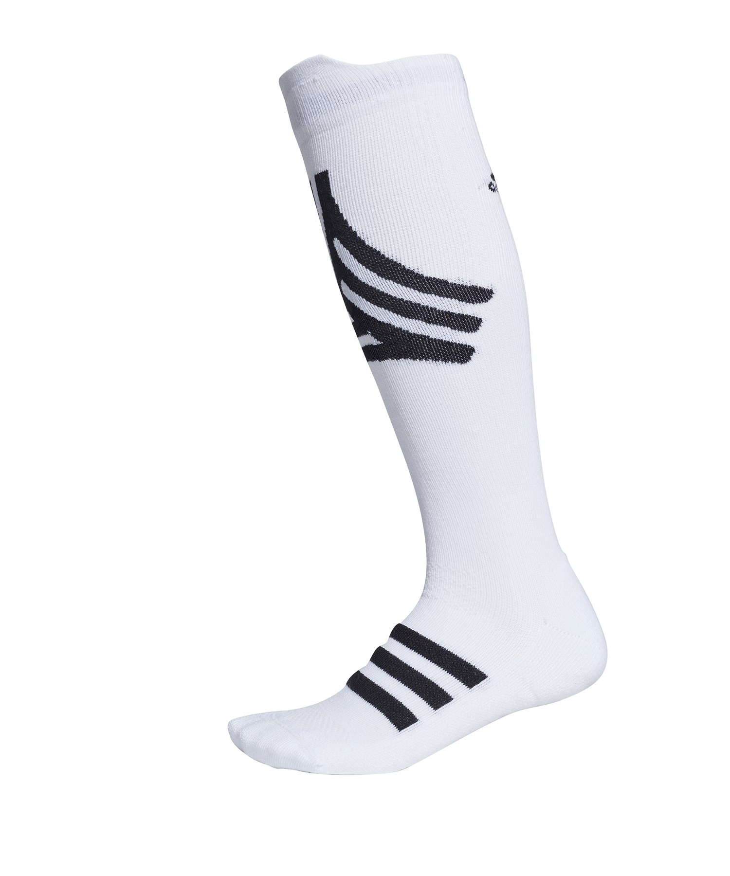 adidas Alphaskin Graphic OTC LC Socken Weiss - weiss