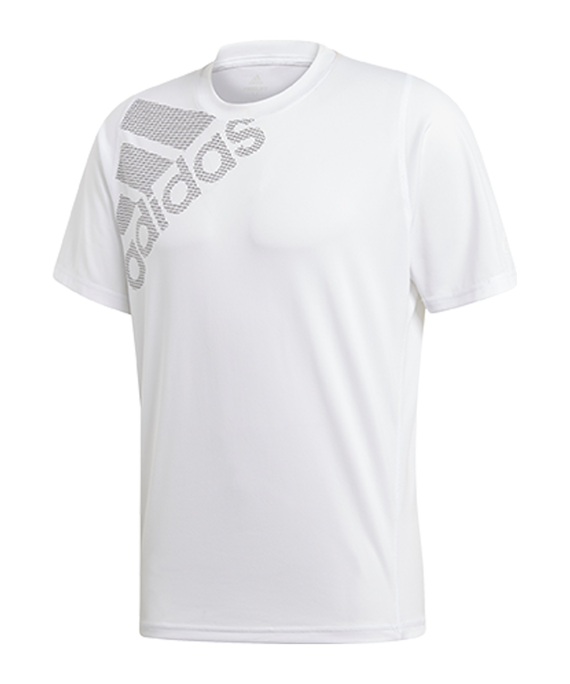 adidas Freelift BoS Graphic T-Shirt Weiss - weiss