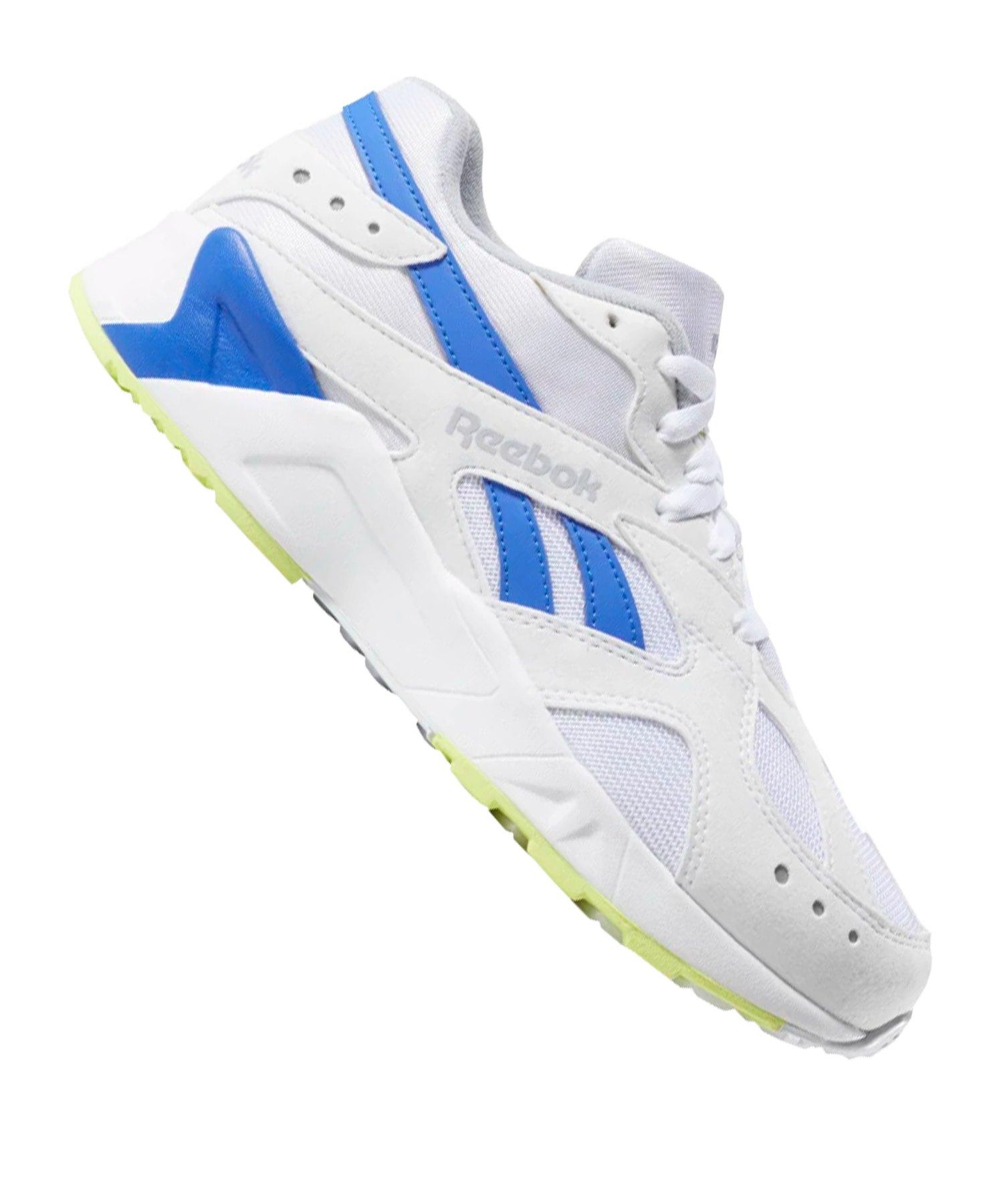 Reebok Aztrek Sneaker Weiss Blau - weiss