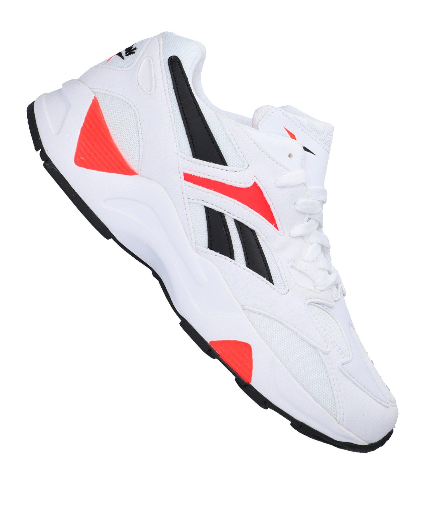 Reebok Aztrek 96 Sneaker Weiss - weiss