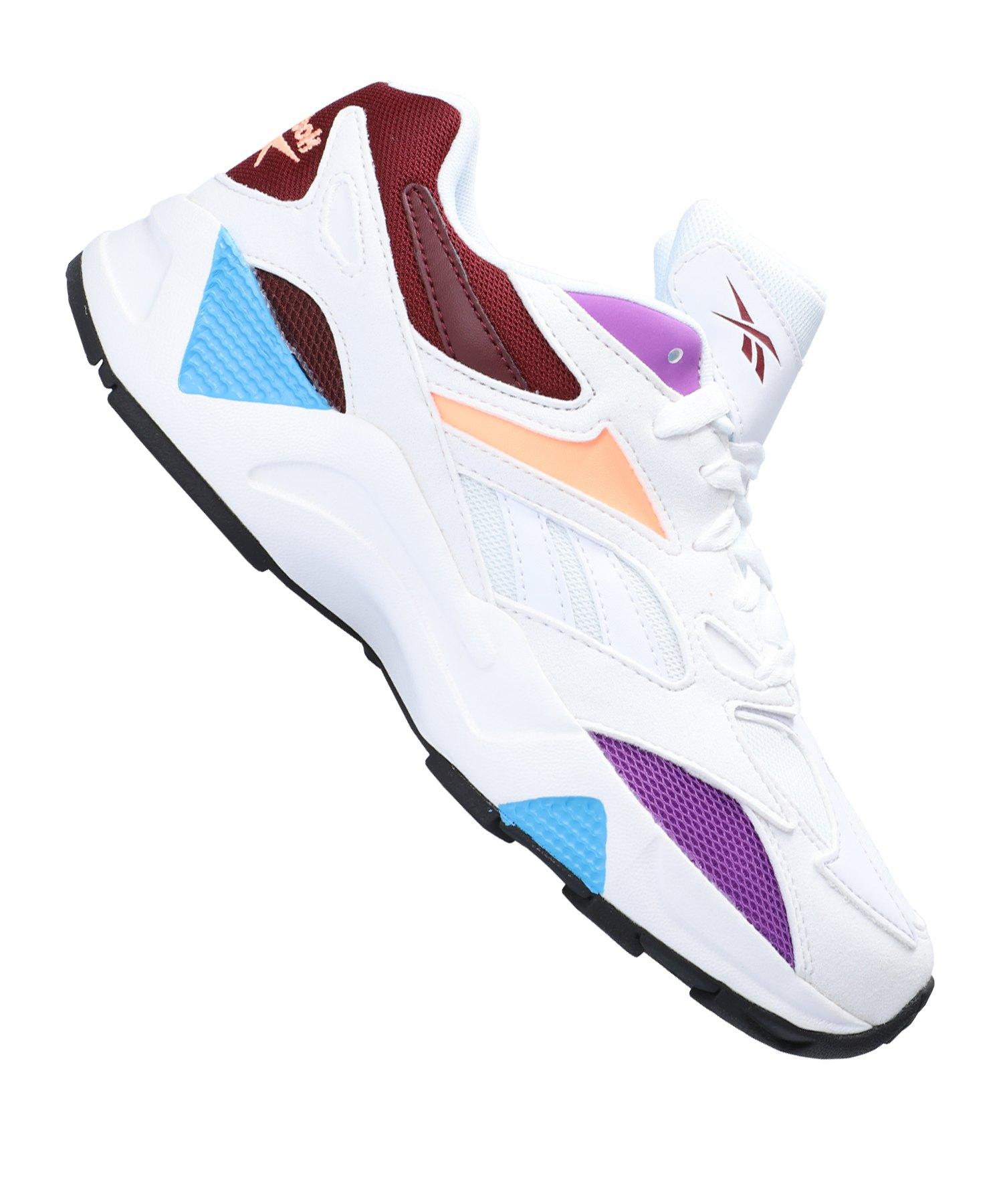 Reebok Aztrek 96 Sneaker Damen Weiss - weiss