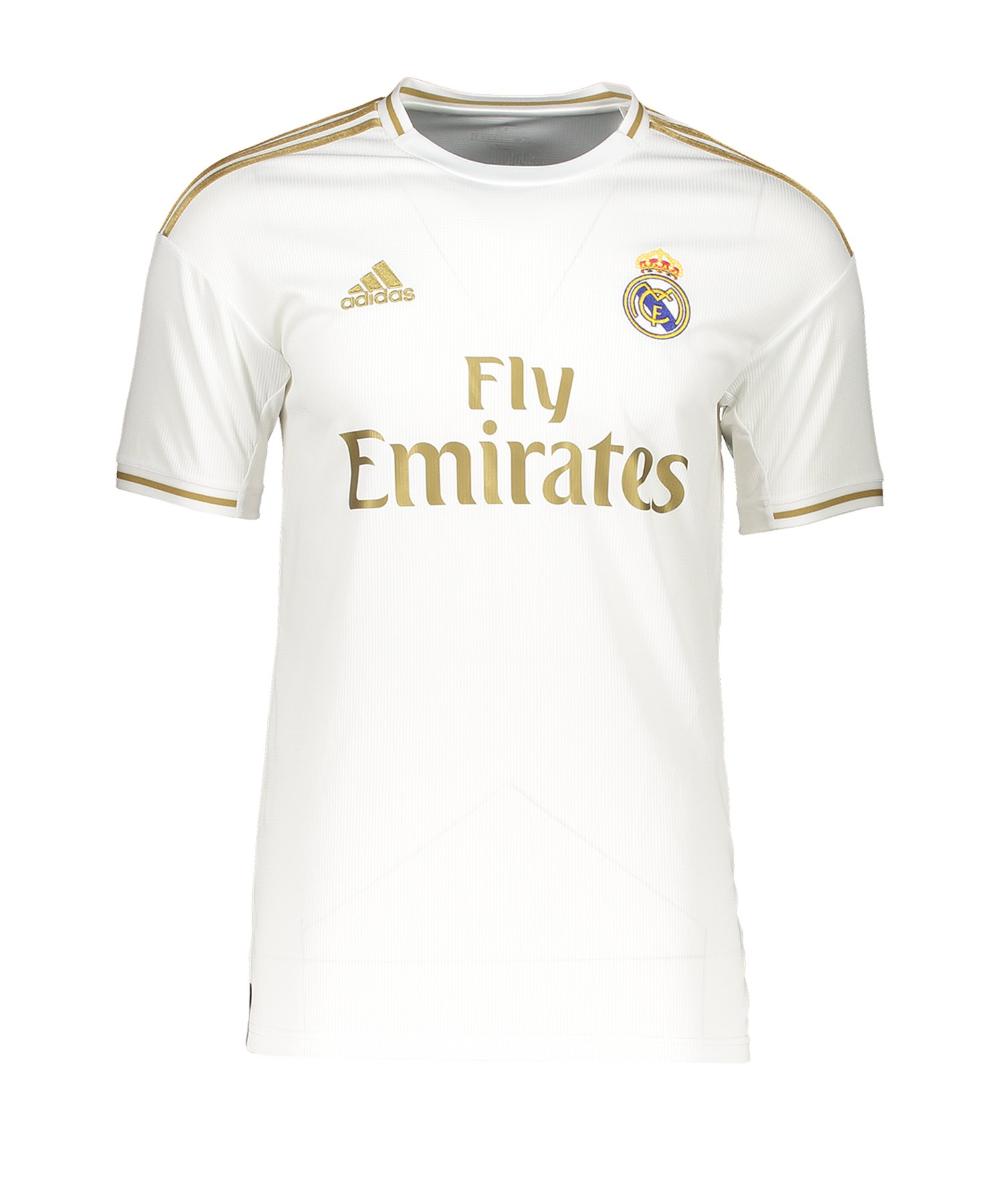 adidas Real Madrid Trikot Home 2019/2020 Weiss - Weiss