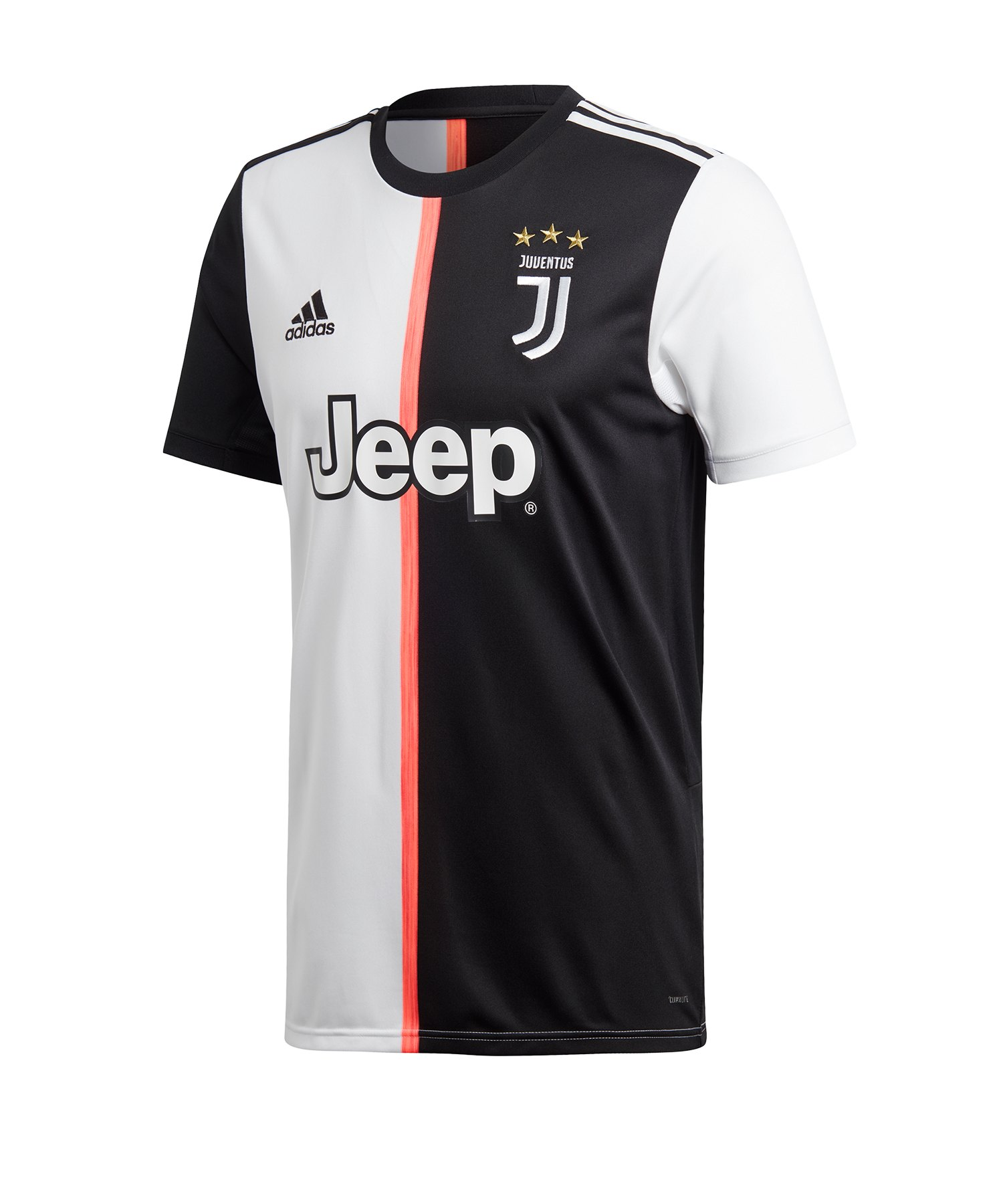 adidas Juventus Turin Trikot Home 2019/2020 - Schwarz
