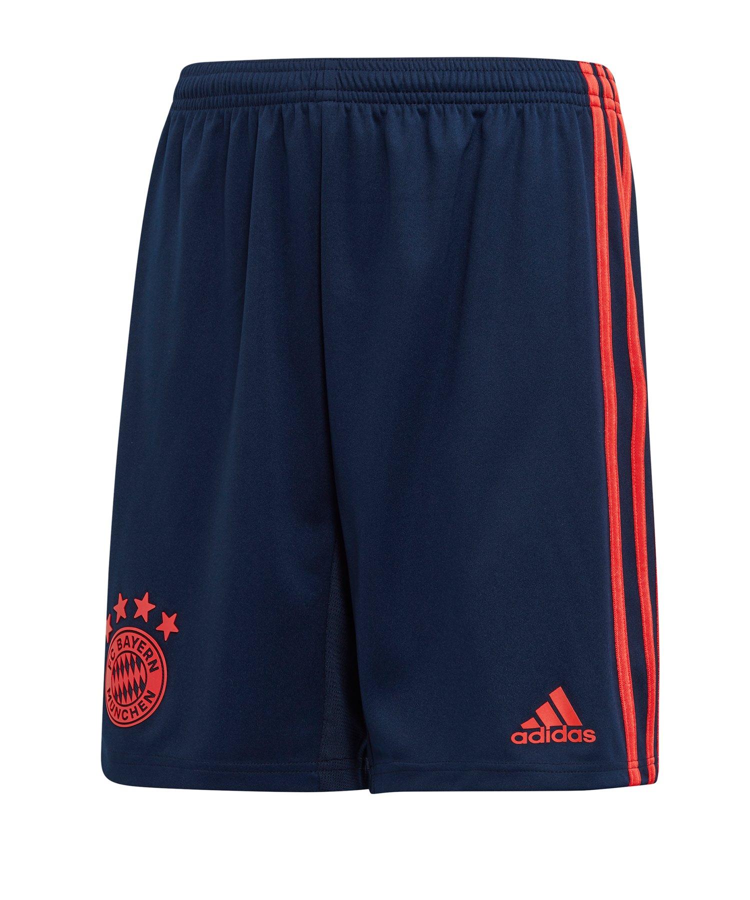 adidas FC Bayern München Short UCL 2019/2020 Kids - blau