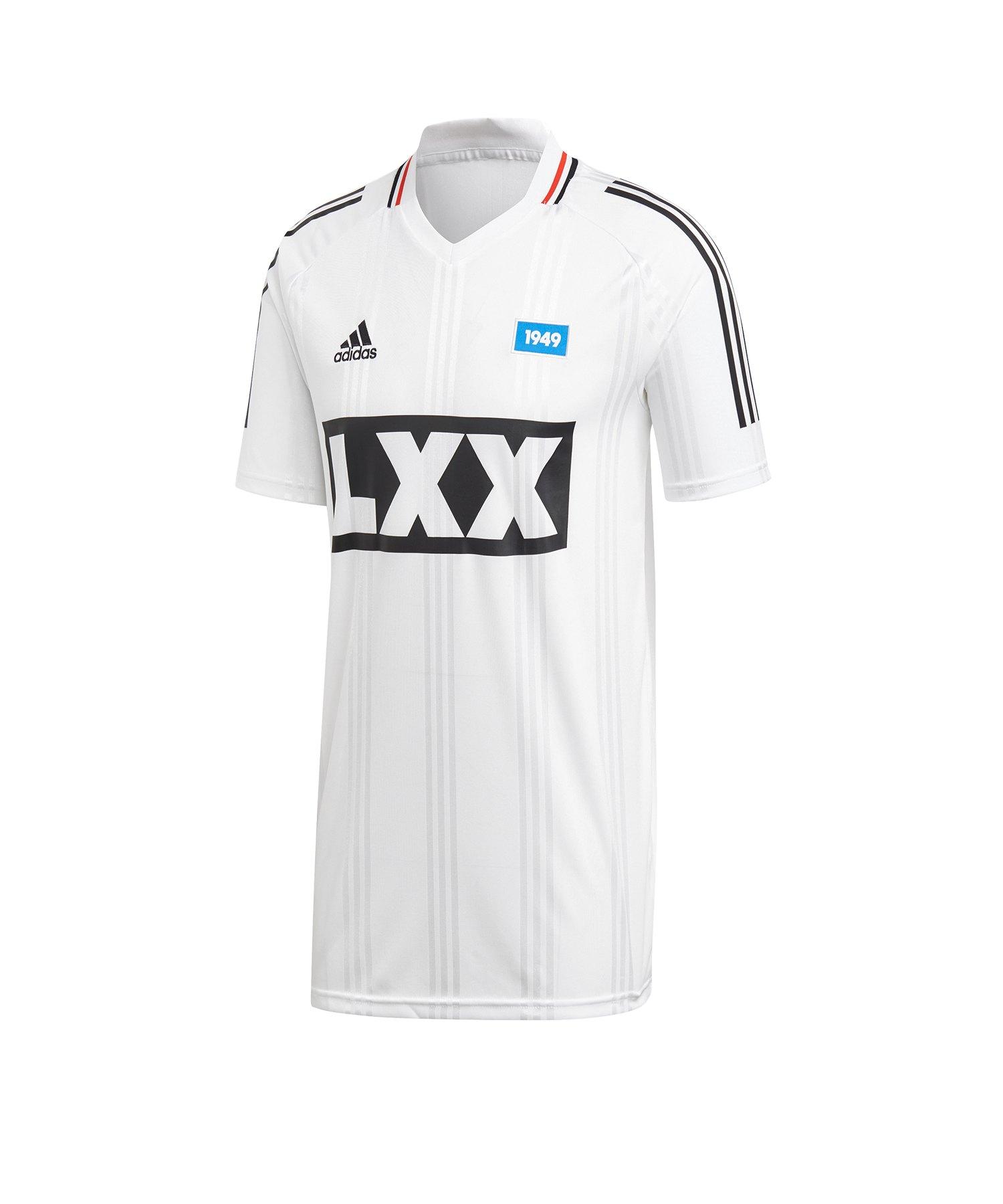 adidas 70A Training T-Shirt Weiss - weiss