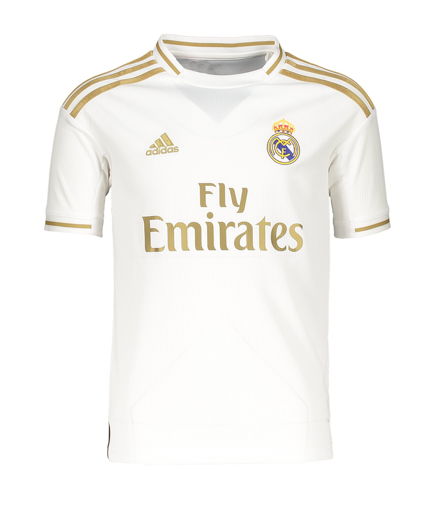 adidas Real Madrid Trikot Home 2019/2020 Kids Weiss - Weiss