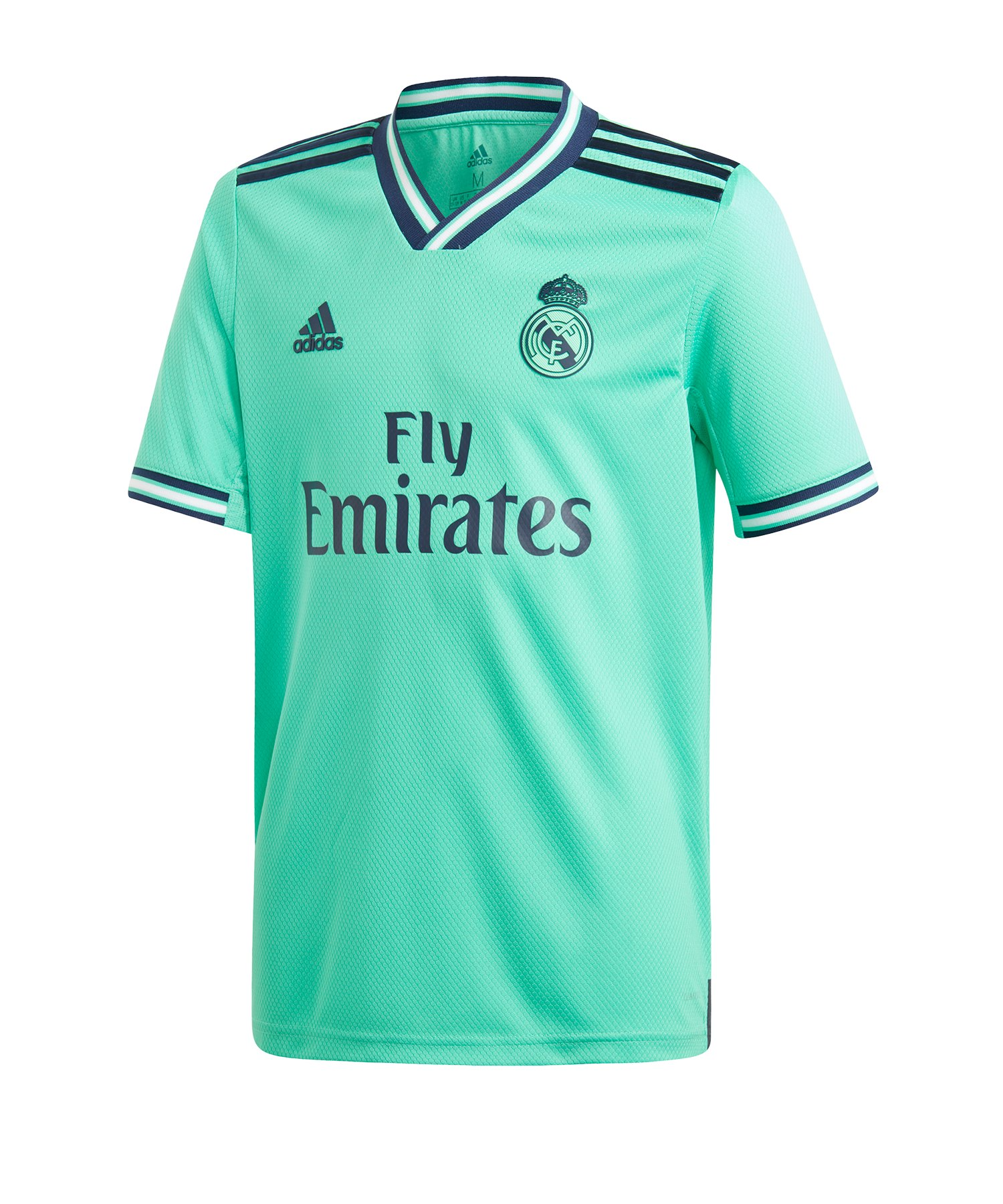 adidas Real Madrid Trikot UCL 2019/2020 Kids Grün - gruen