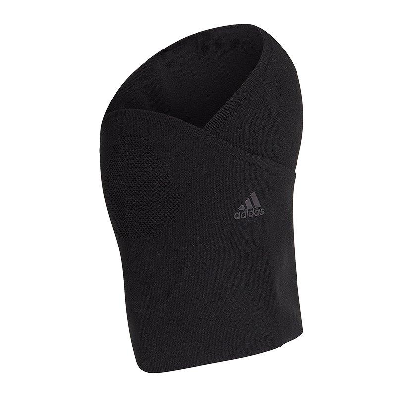 adidas Neckwarmer Schwarz - schwarz