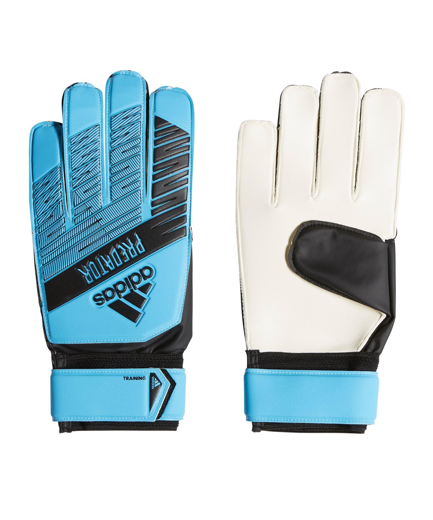 adidas Predator Torwarthandschuh Blau - blau