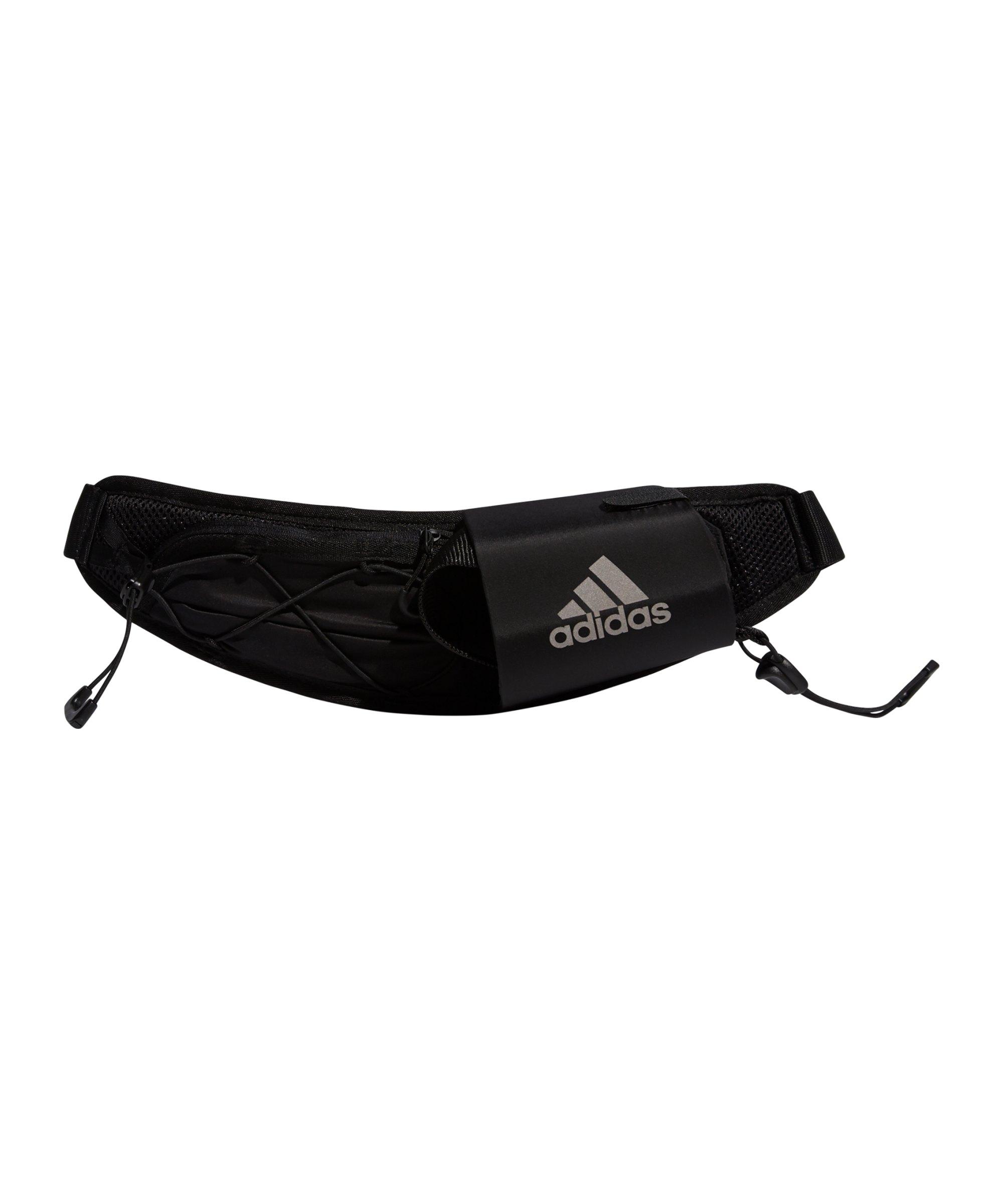 adidas Bottle Bag Hüfttasche Schwarz - Schwarz