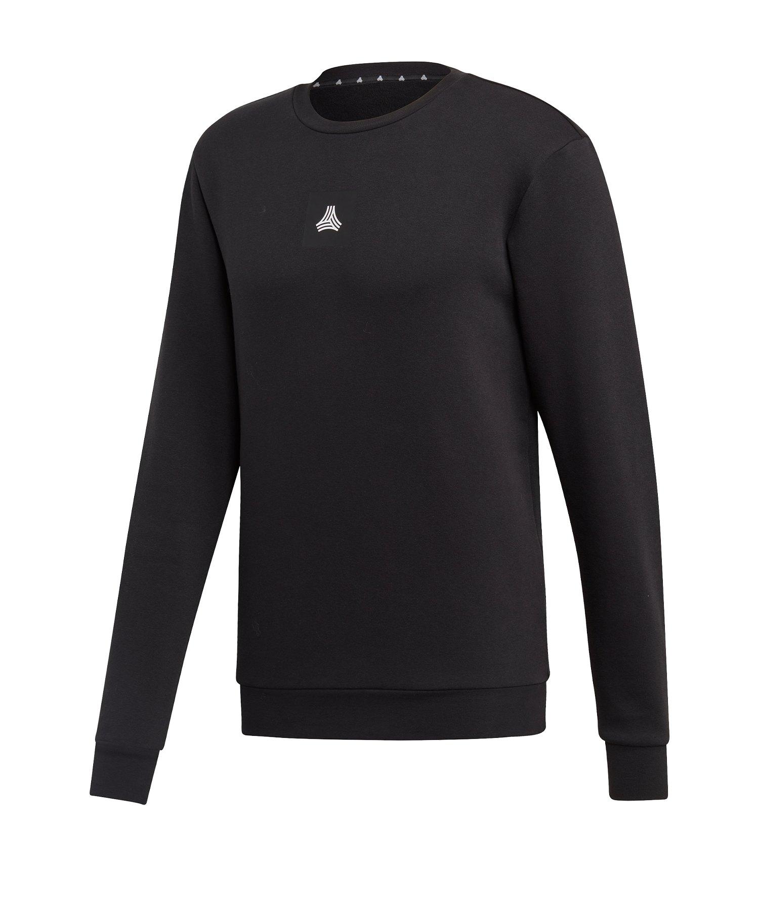 adidas Tango Sweatshirt Schwarz - schwarz