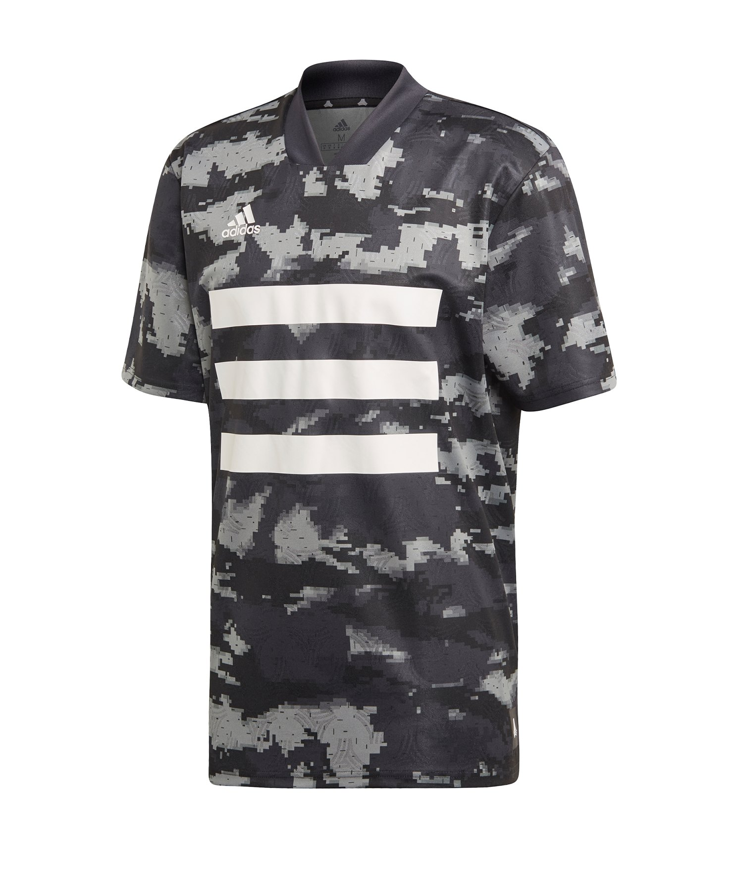 adidas Tango Tee T-Shirt Schwarz - schwarz