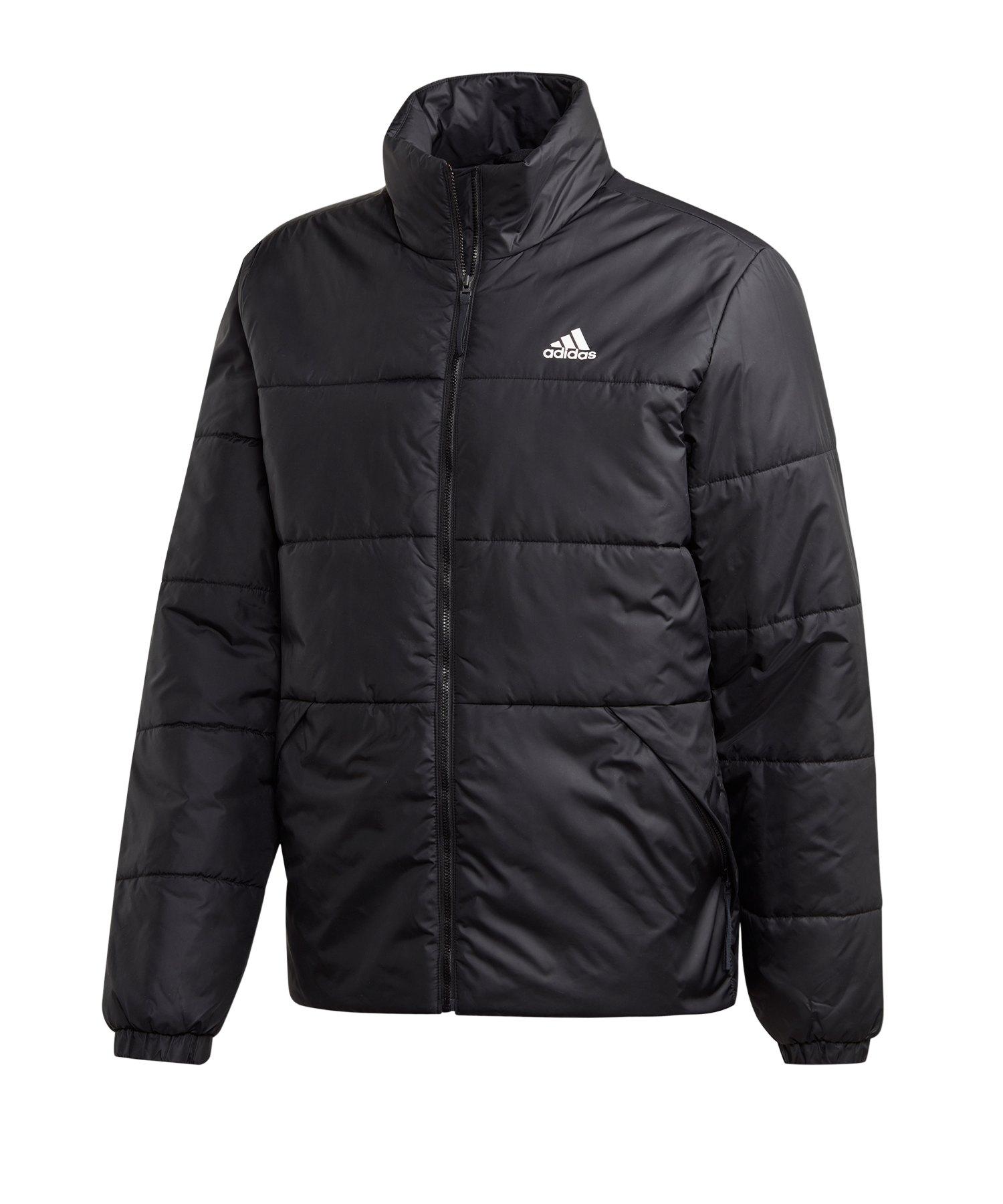 adidas Terrex BSC 3 Stripes Jacke Schwarz - schwarz