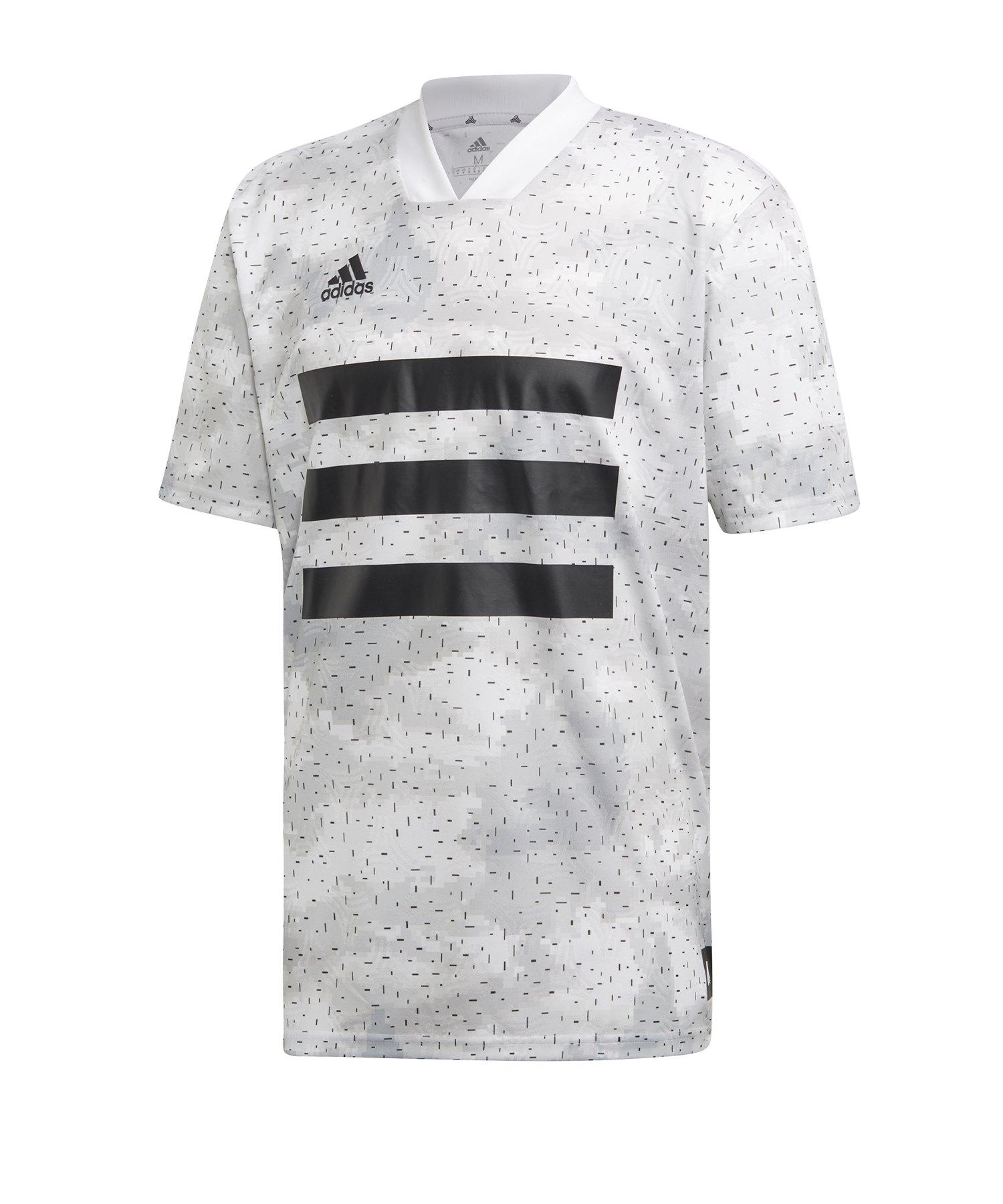 adidas Tango Tee T-Shirt Weiss - weiss