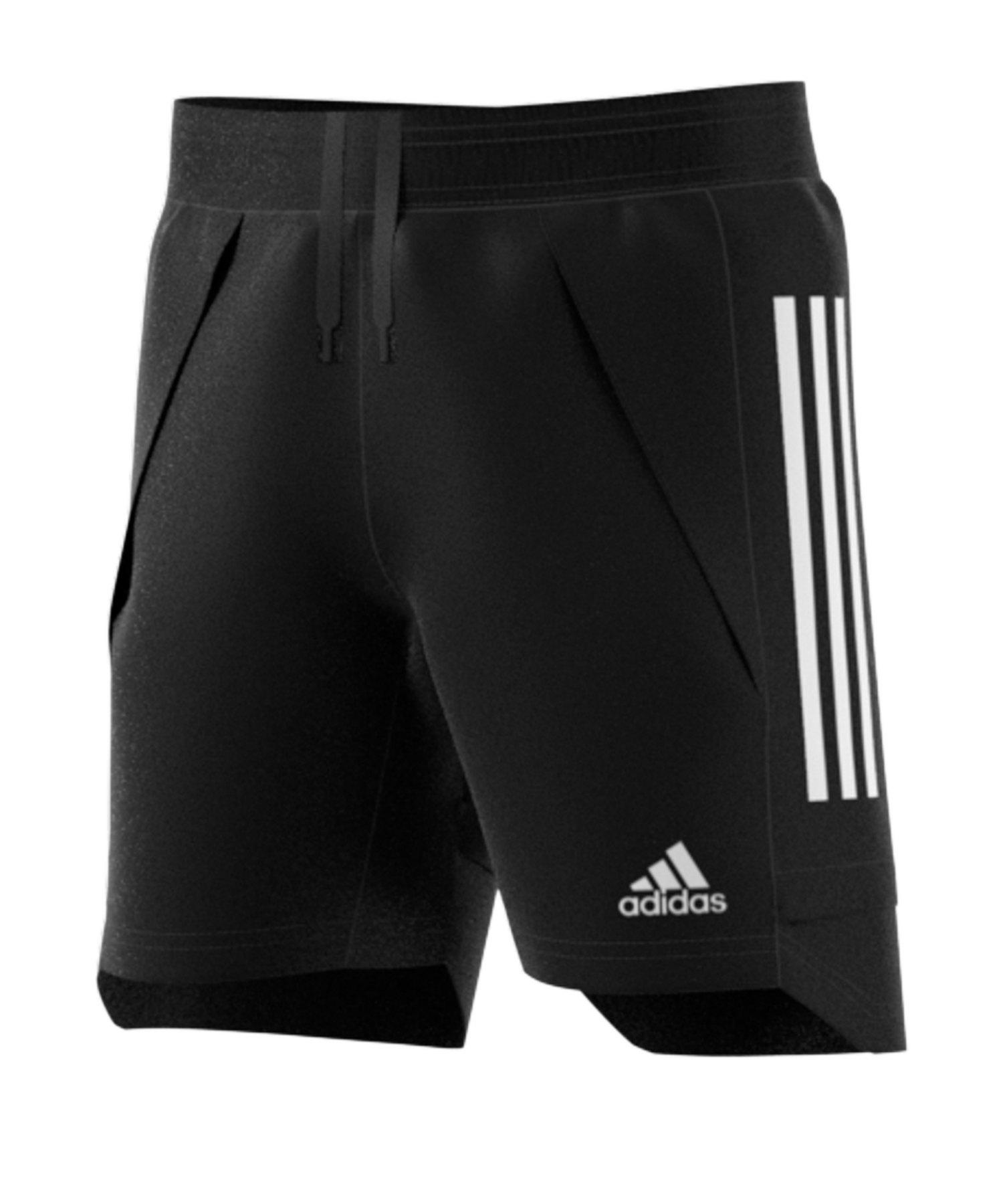 adidas Condivo 20 Trainingsshort Kids Schwarz - schwarz