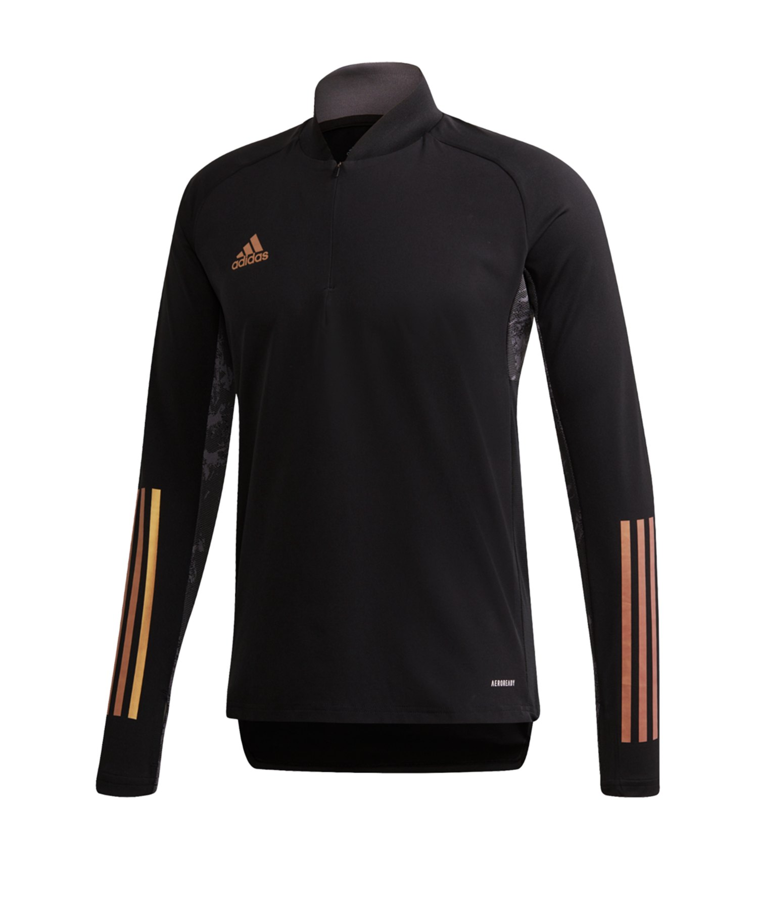 adidas Condivo 20 Ultaining Shirt langarm Schwarz - schwarz