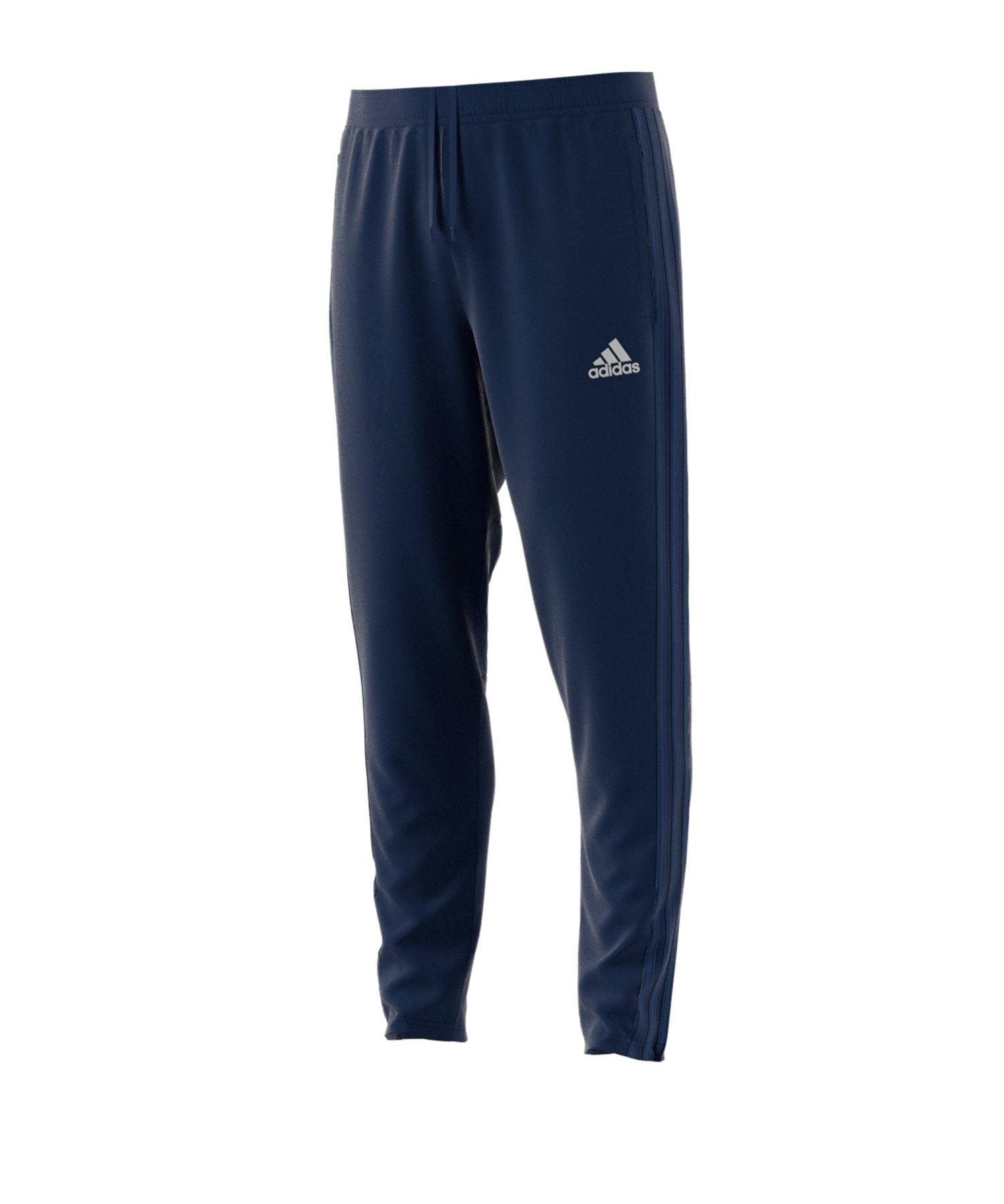 adidas Condivo 18 Low Crotch Training Pant Blau - blau