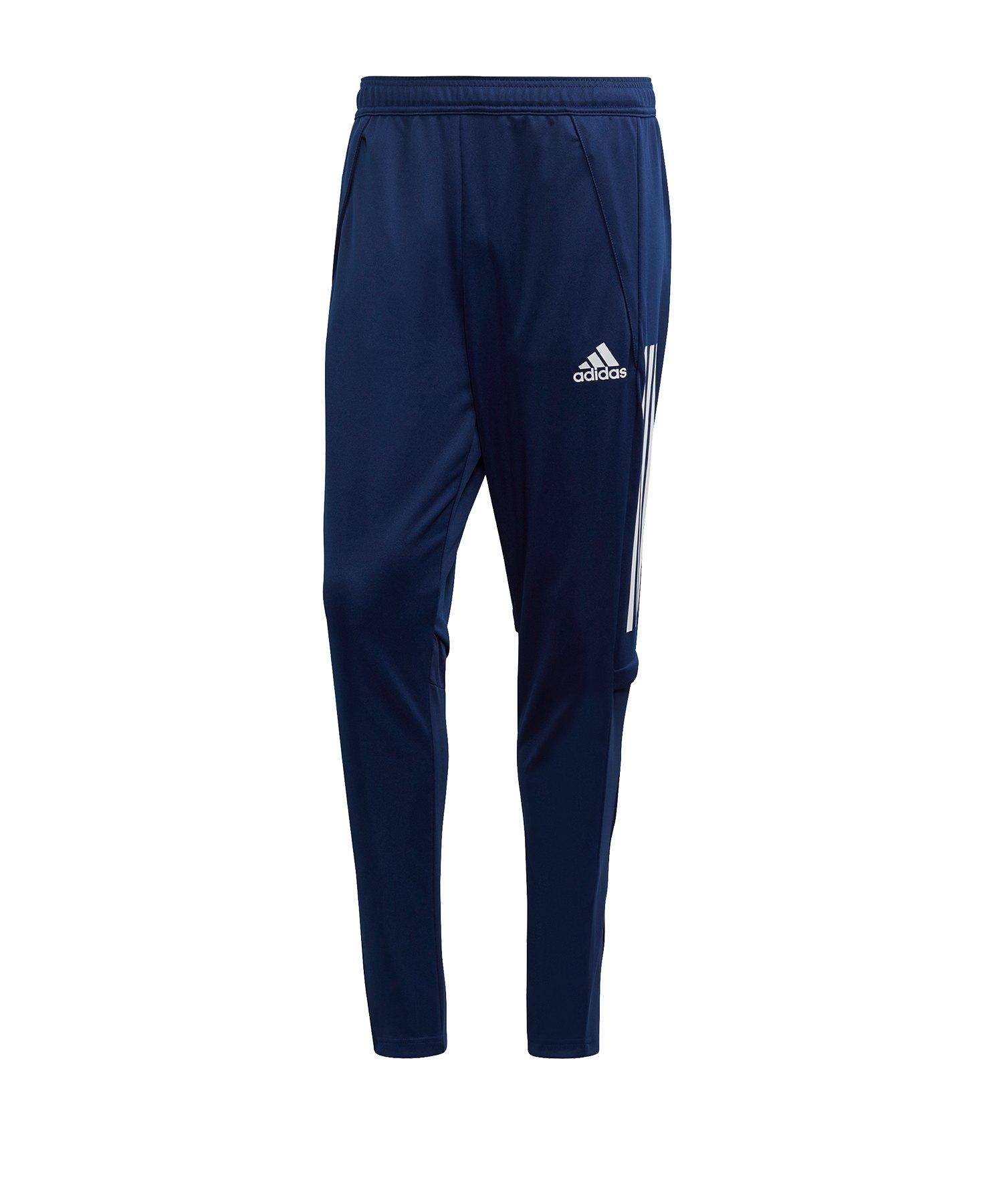 adidas Condivo 20 TrainingshoseDunkelblau - blau
