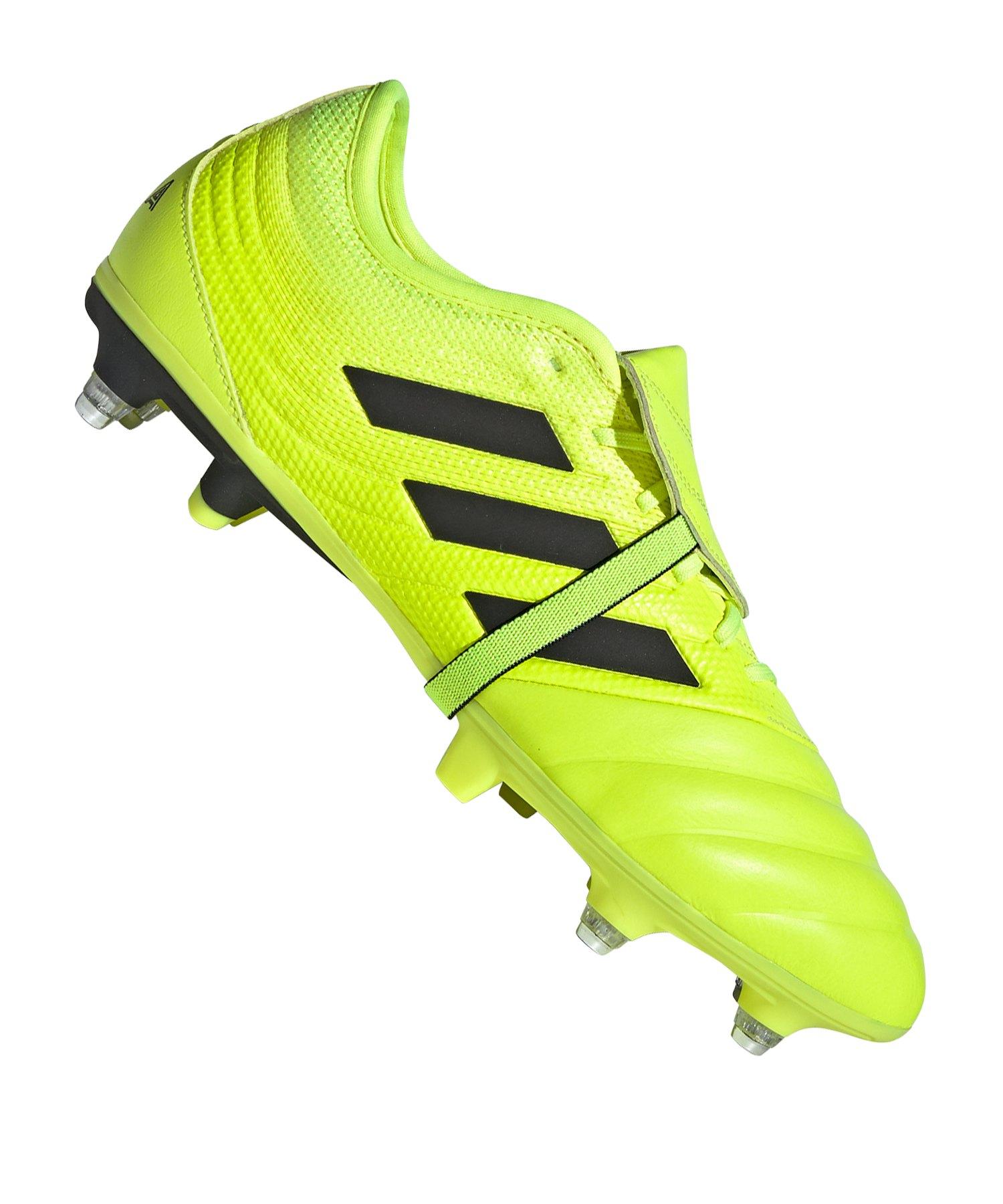 adidas COPA Gloro 19.2 SG Gelb - gelb