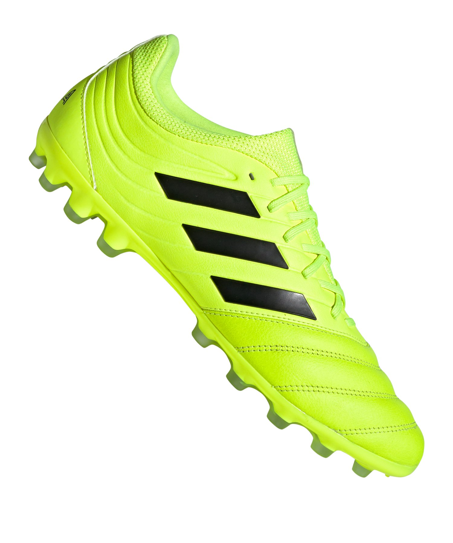 adidas COPA 19.3 AG Gelb - gelb