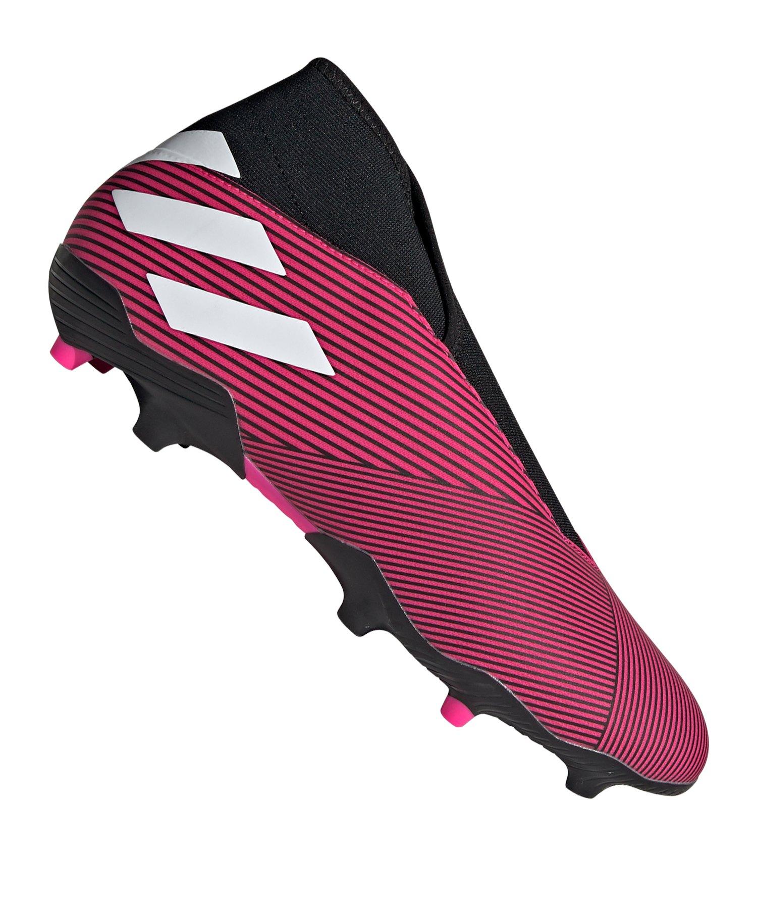 adidas NEMEZIZ 19.3 LL FG Pink - pink