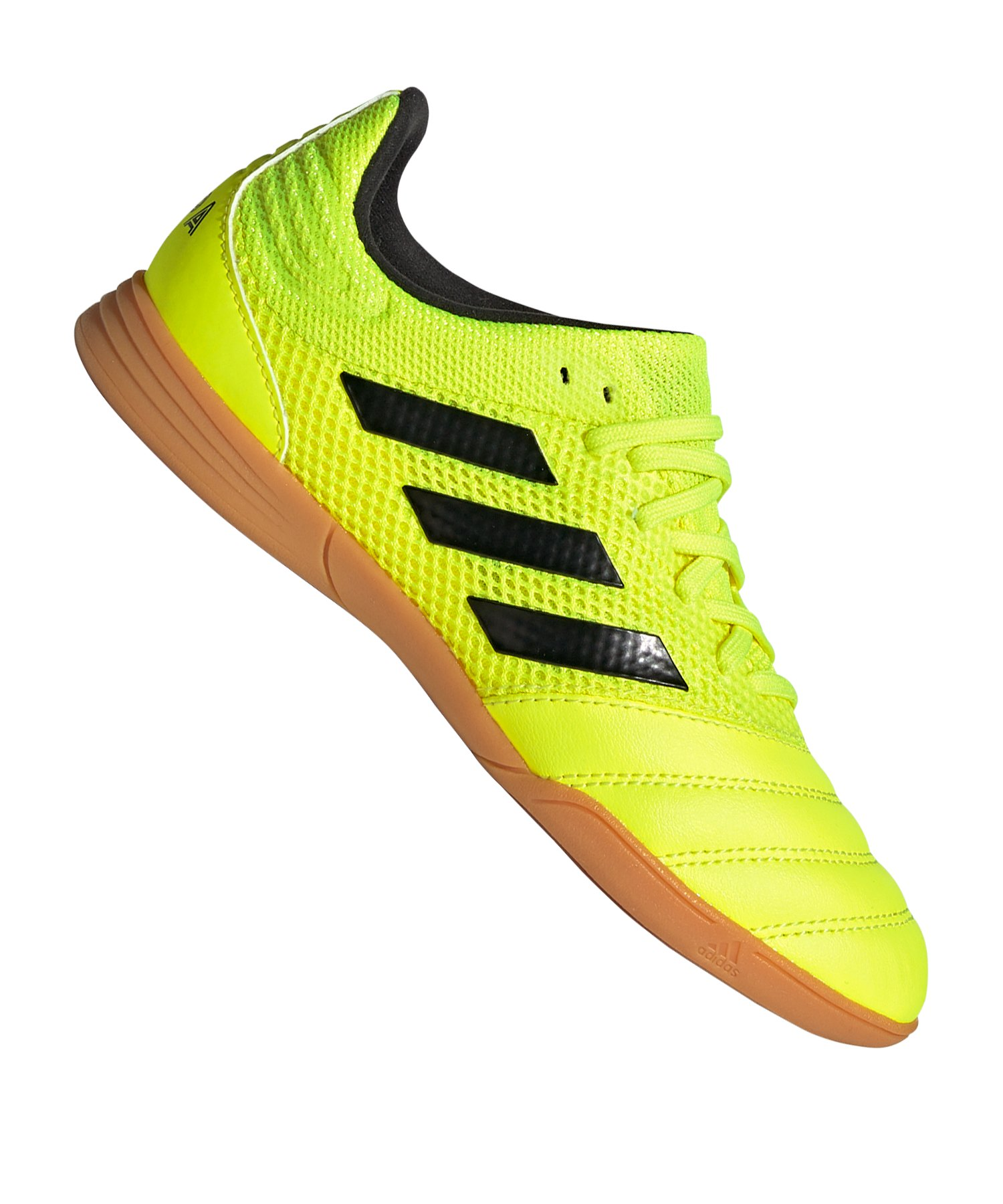 adidas COPA 19.3 IN Sala Kids Gelb - gelb
