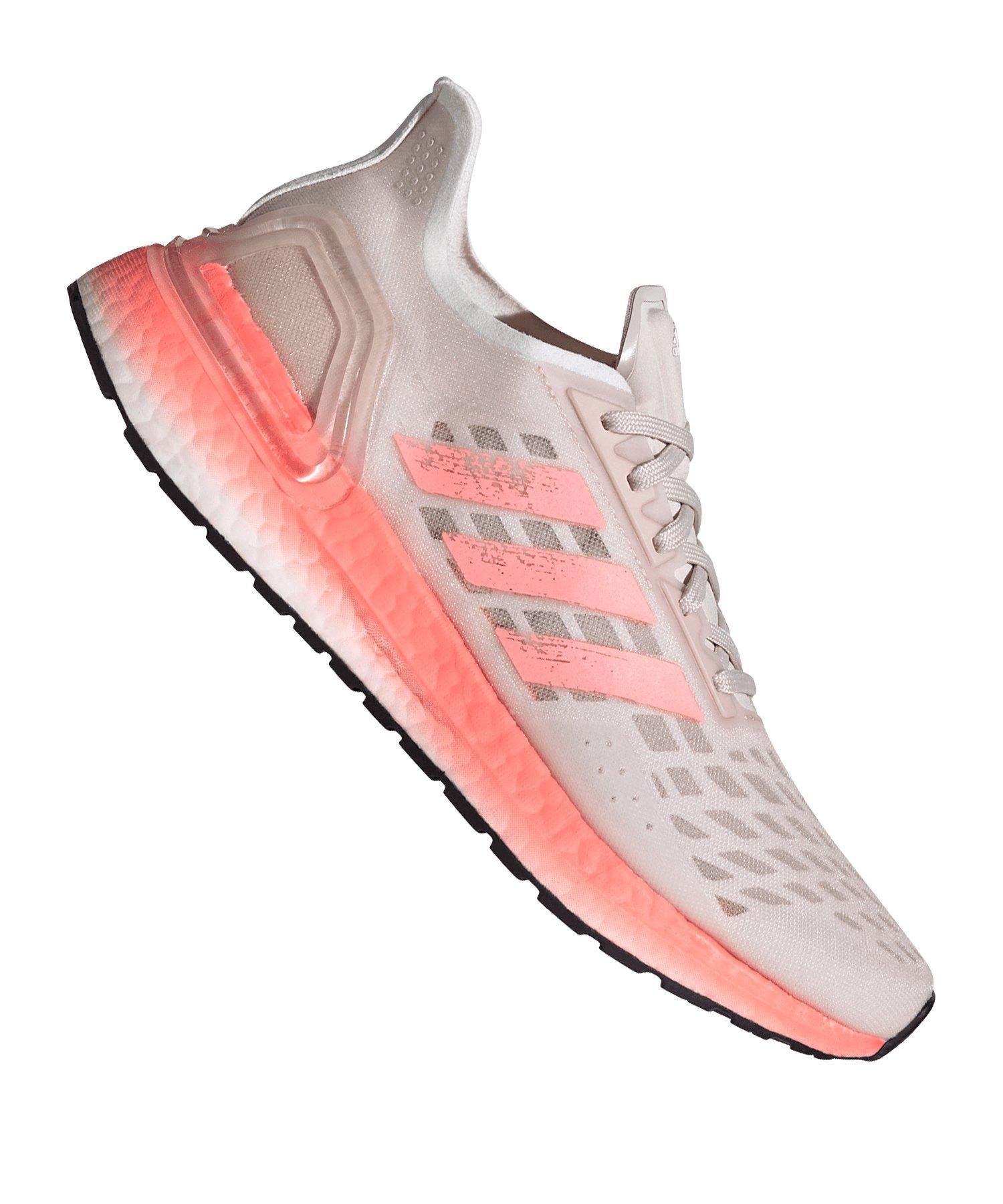 adidas Ultra Boost PB Running Damen Pink Weiss - pink