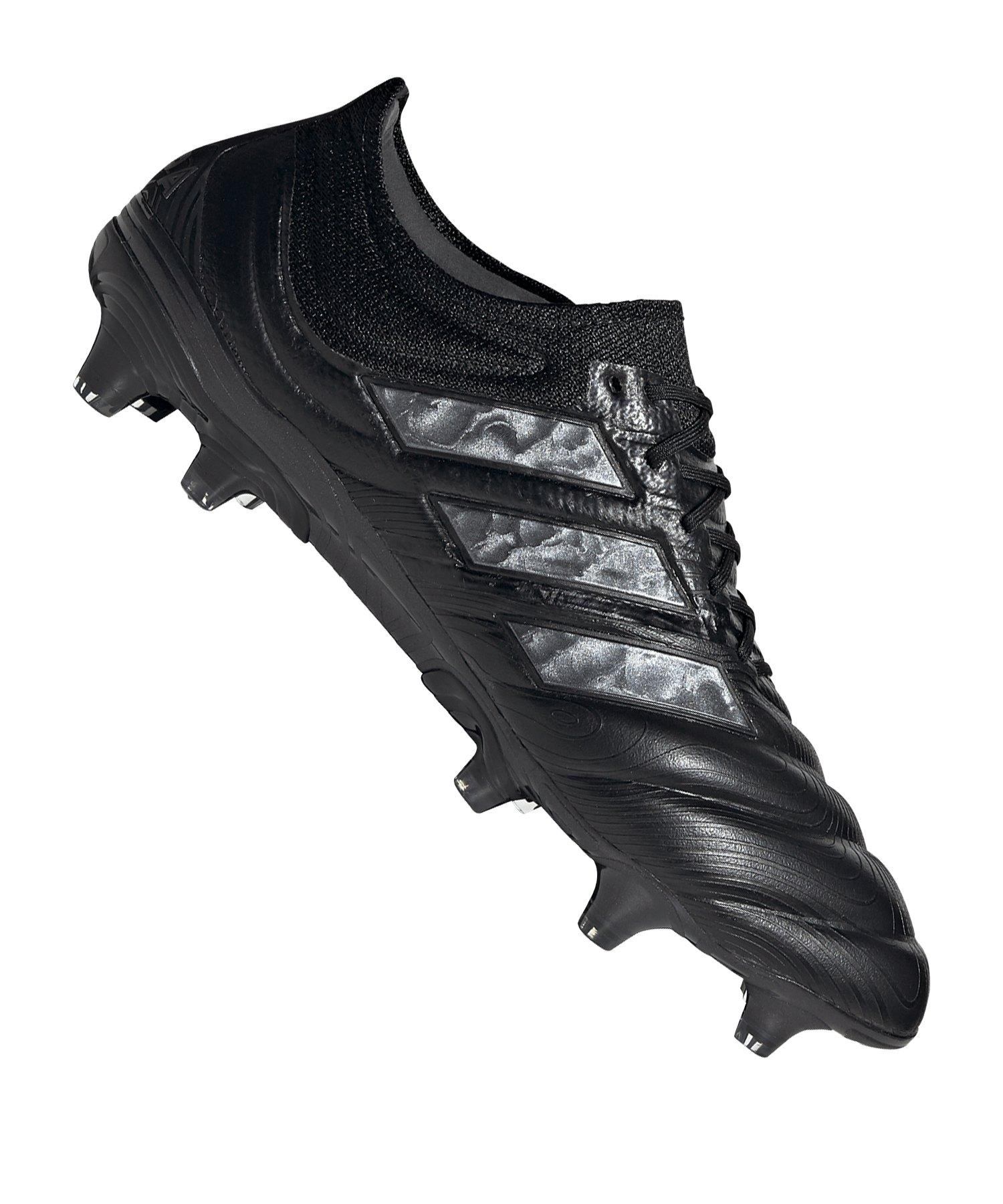 adidas COPA 20.1 FG Schwarz - schwarz