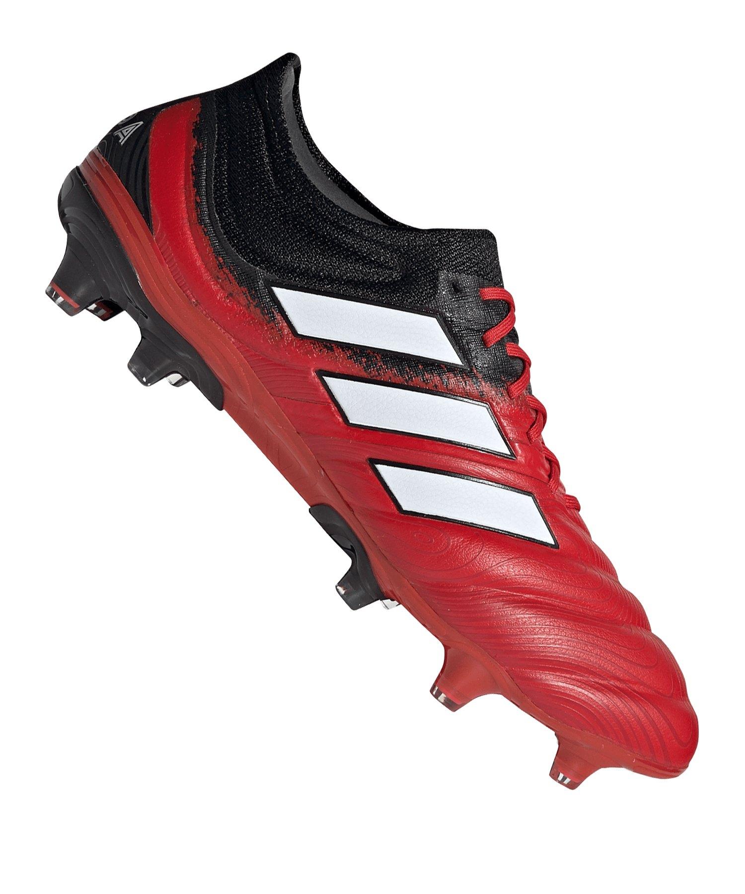 adidas COPA 20.1 FG Rot Schwarz - rot