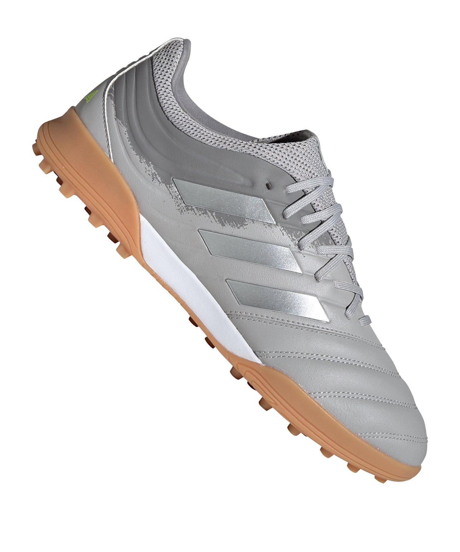 adidas COPA 20.3 TF Grau Silber - grau